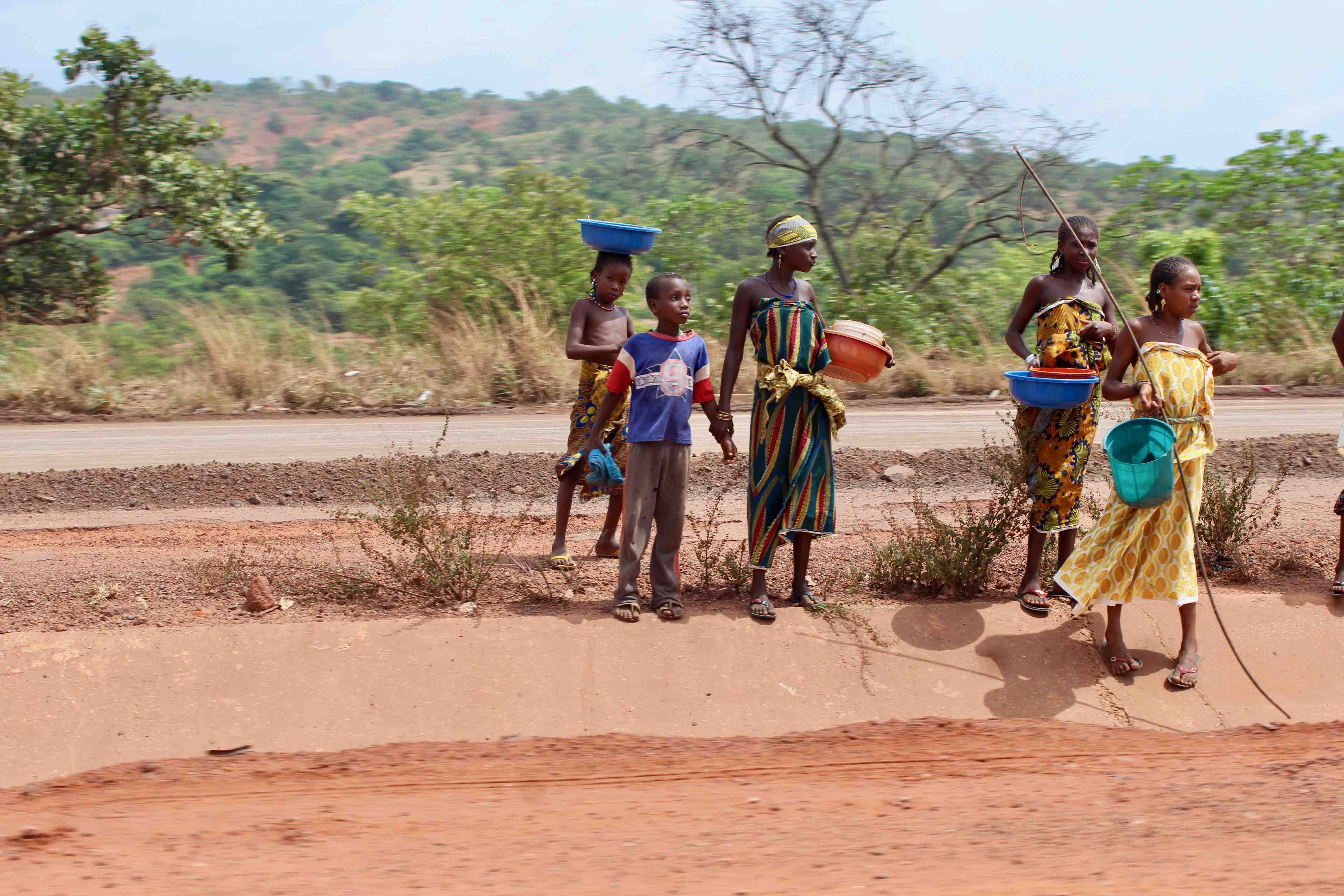 Hausa-Fulani Girls, Enugu State, Nigeria. #JujuFilms
