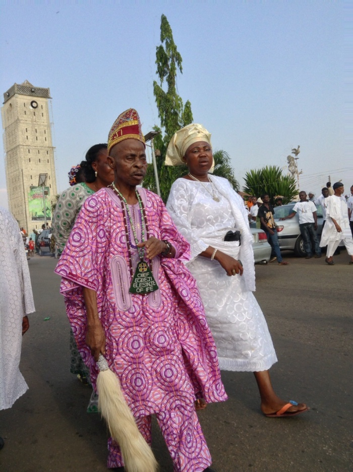 image3 Ife People: The Ancient Artistic, Highly Spiritual And The First Yoruba People