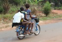 Obolo Village Female Motorcyclists