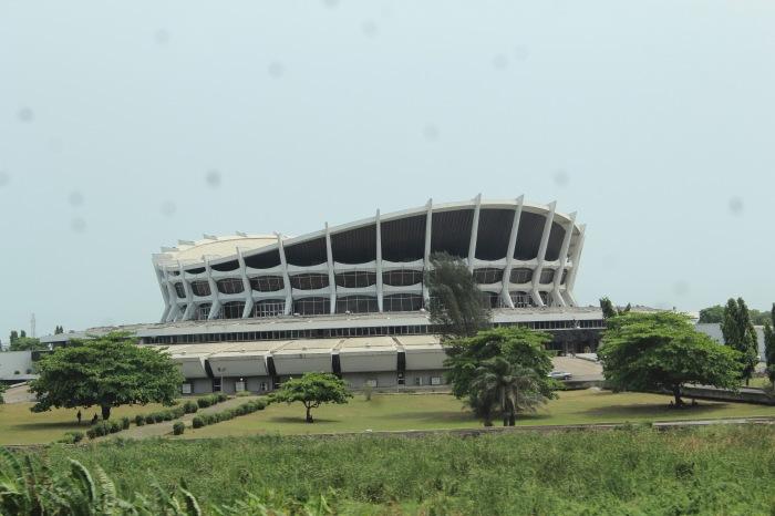 National Arts Theater Lagos