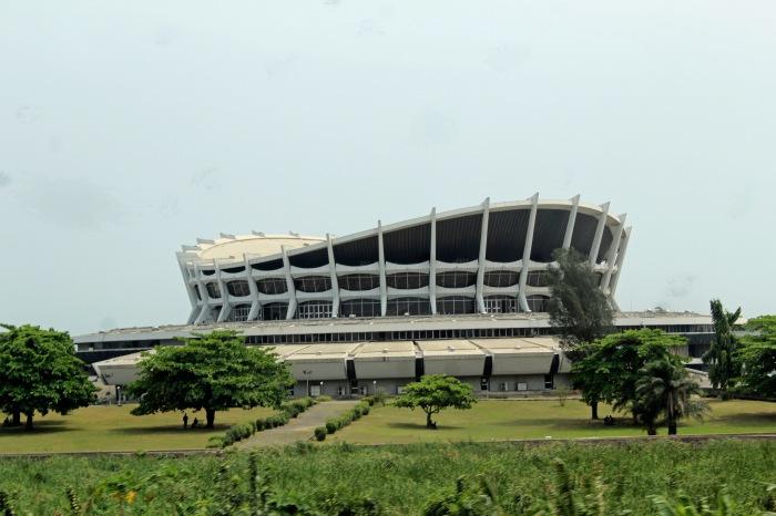 National Arts Theater | Lagos Nigeria