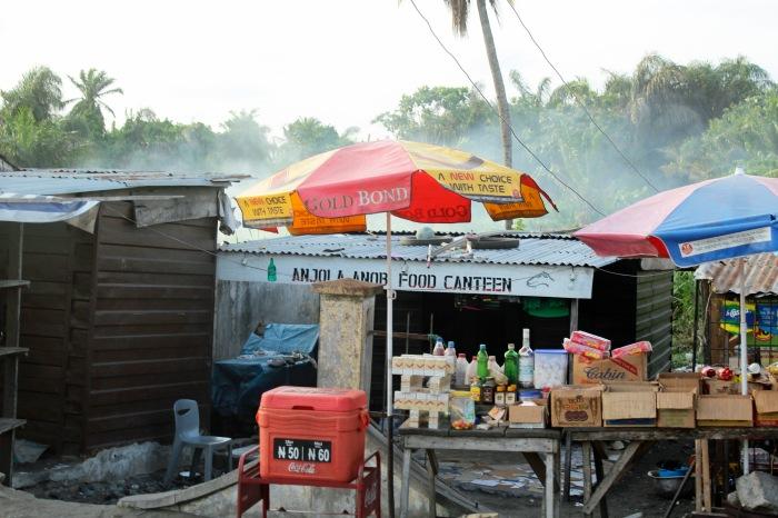 Anjola Food Canteen   Lagos
