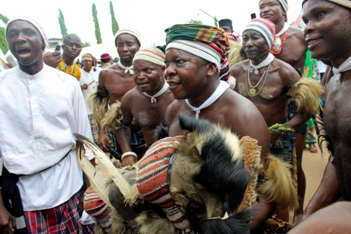 Ohafia War Dancers | Nnewi