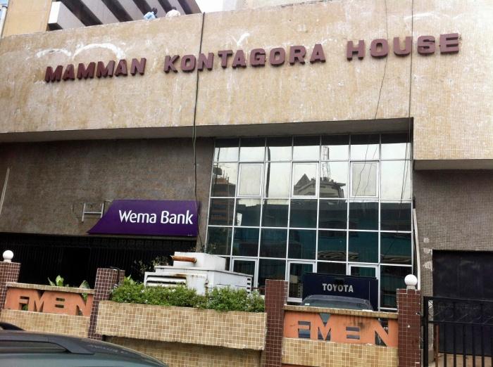 Mamman Kontagora House
