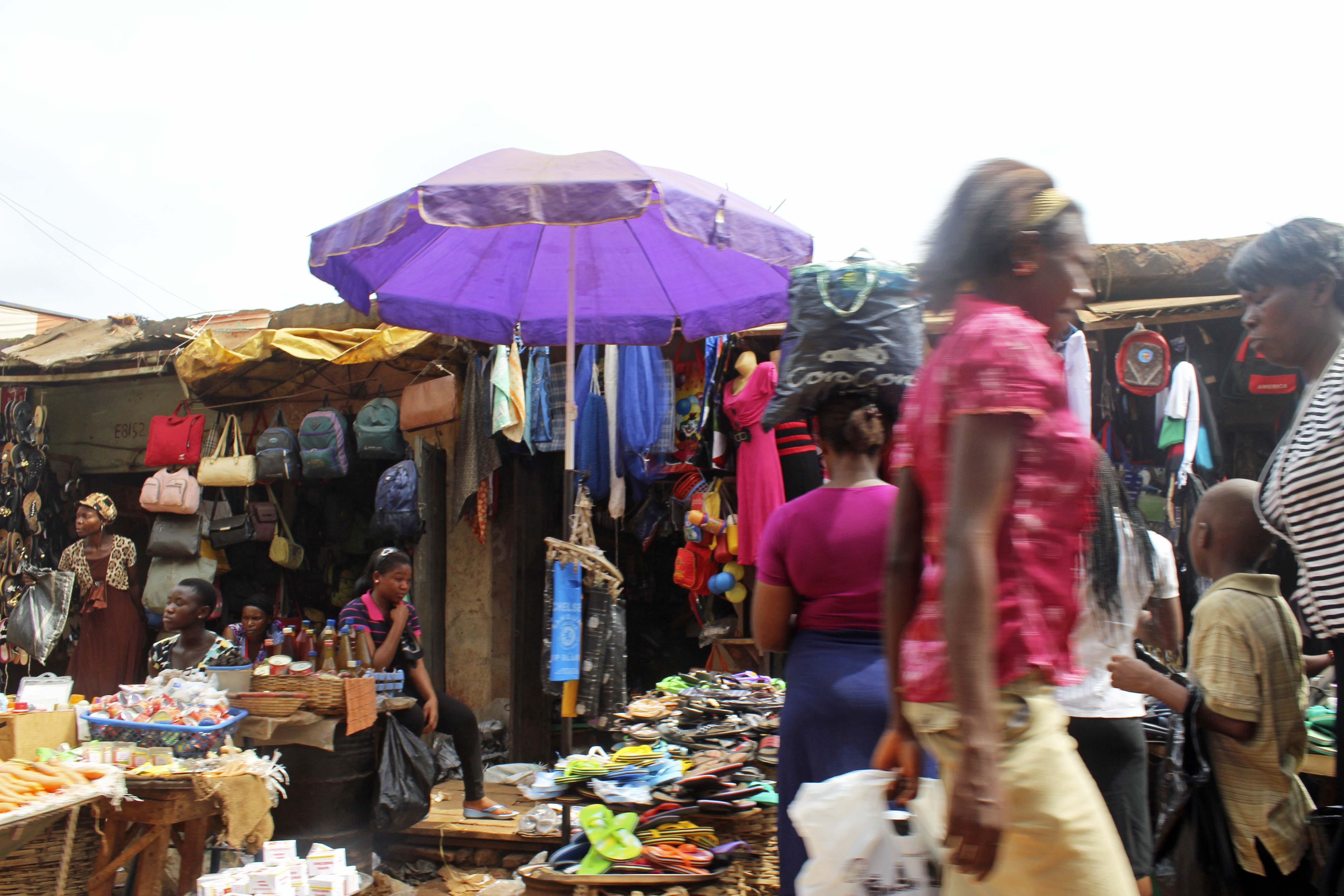 Nkpo Market