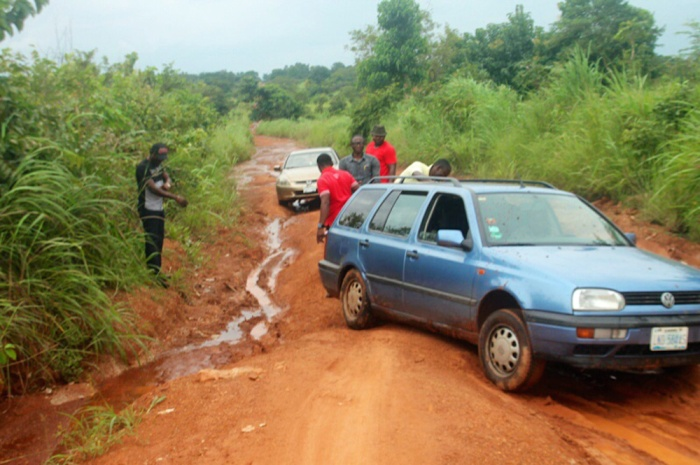 Back Road - Cross River / Benue States