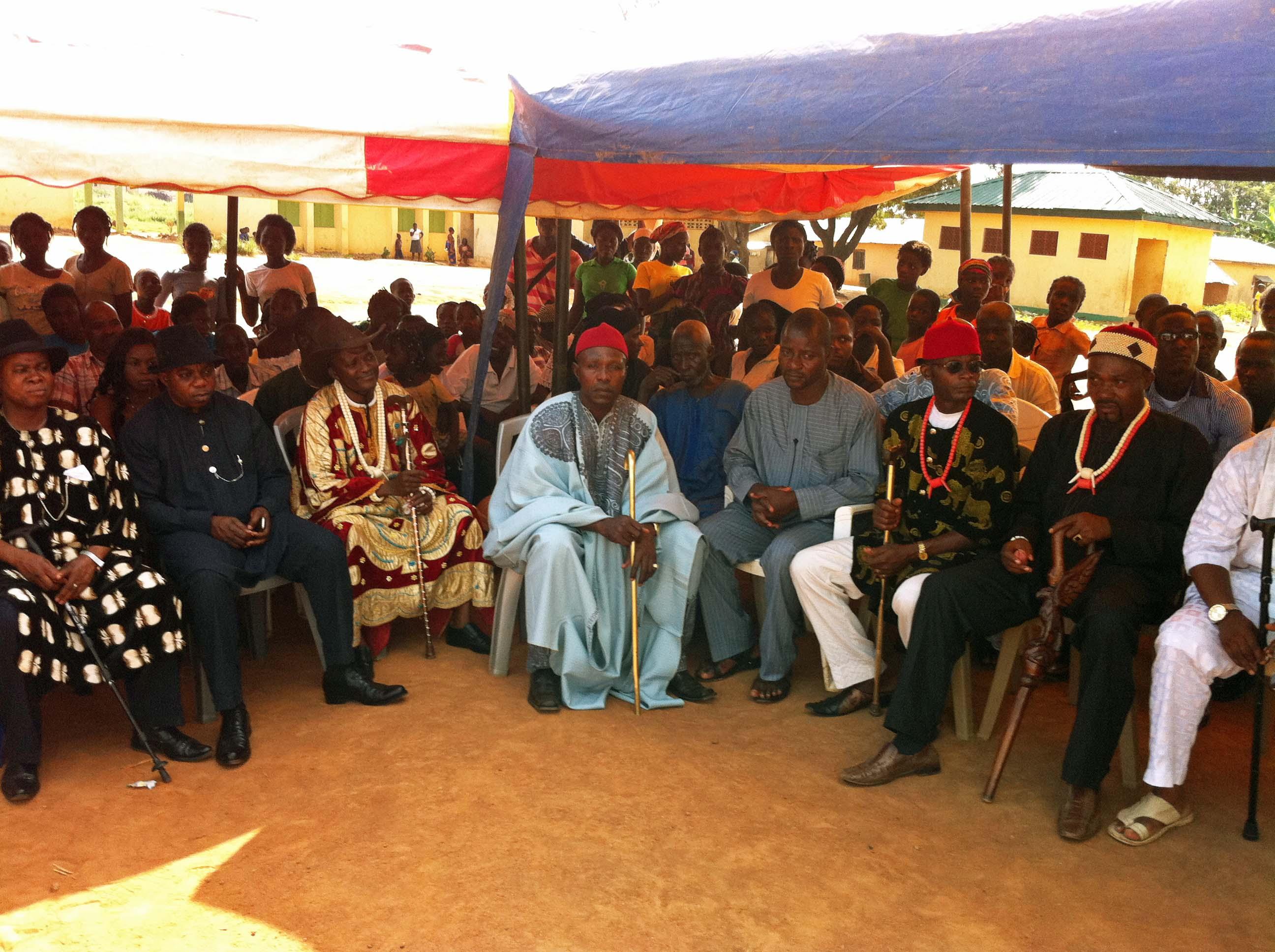 Igbo Chiefs