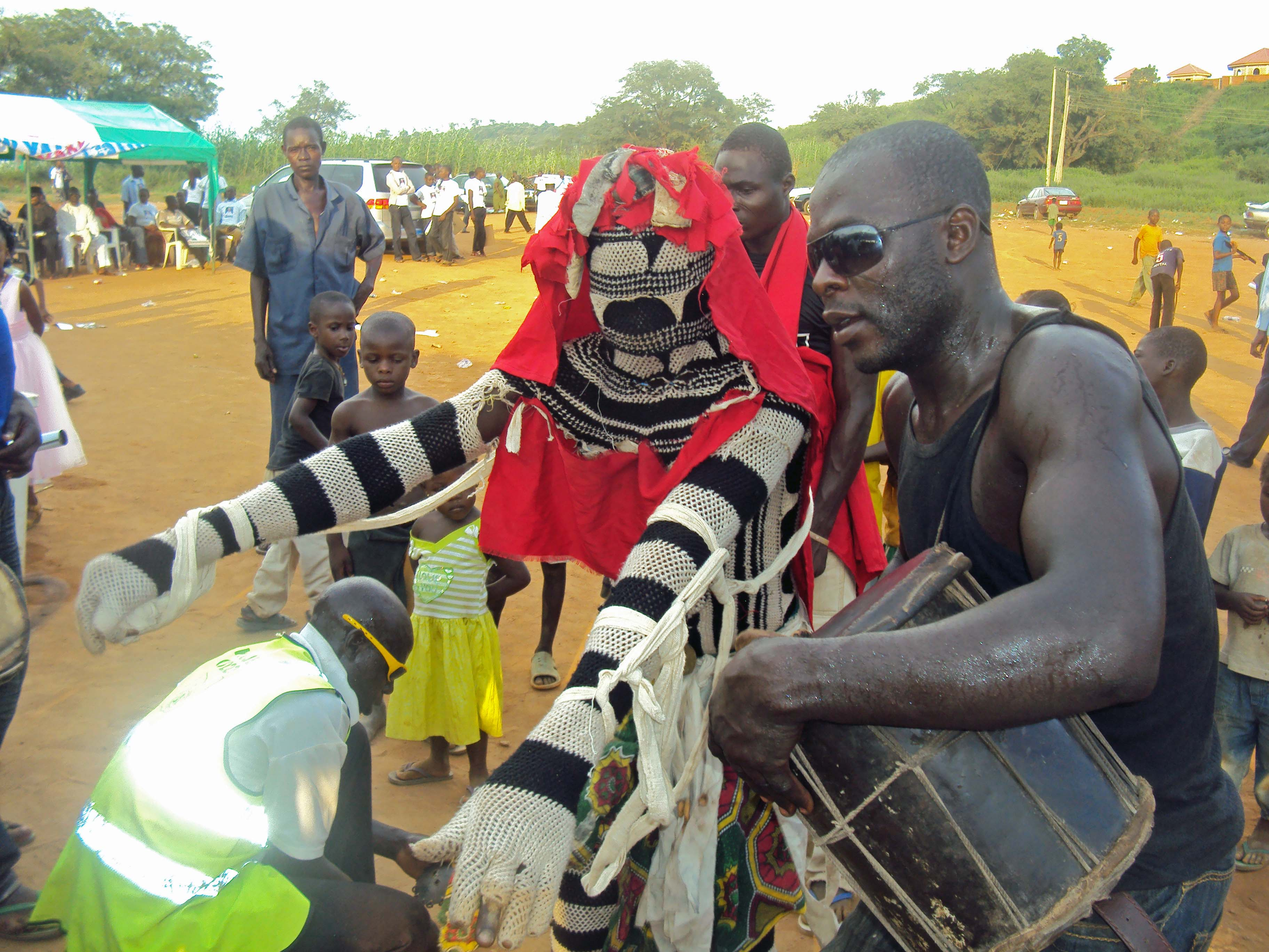 masquerades in society Masquerades in most african socio- religious cult is a reflection of their unitary mode of expressing that which they perceive and thought of the divine or out of.