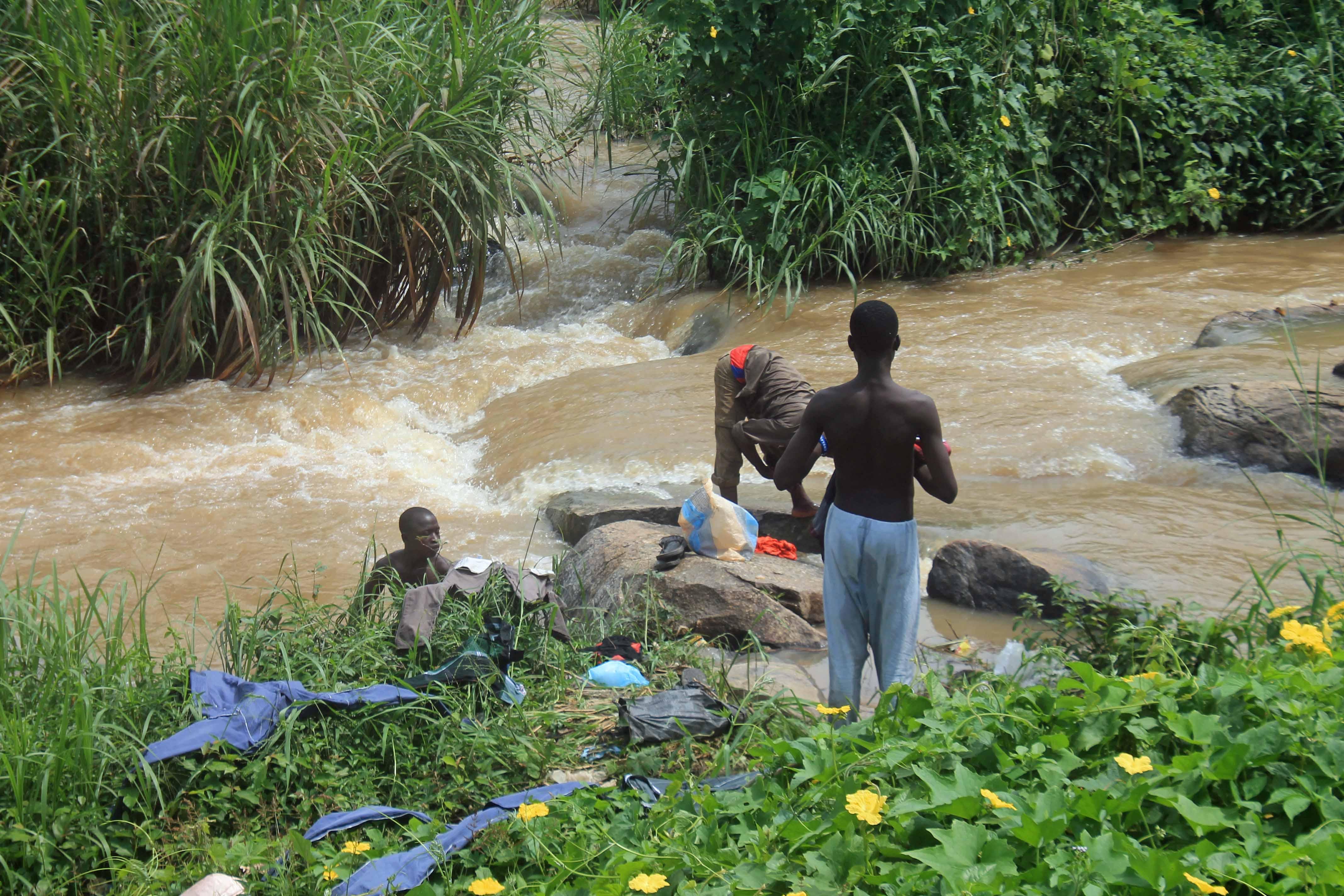 Cantoma River