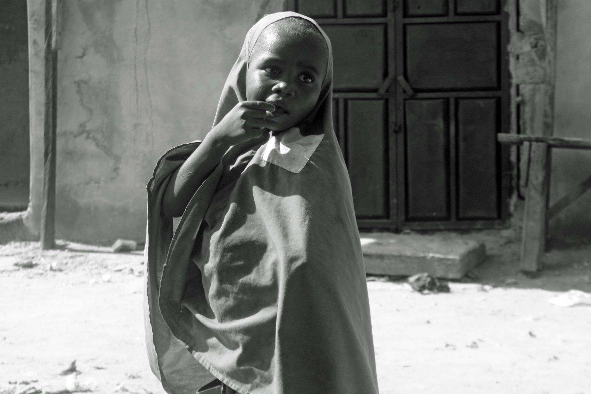 Hausa Girl in Tafa, Kaduna, Nigeria. #JujuFilms