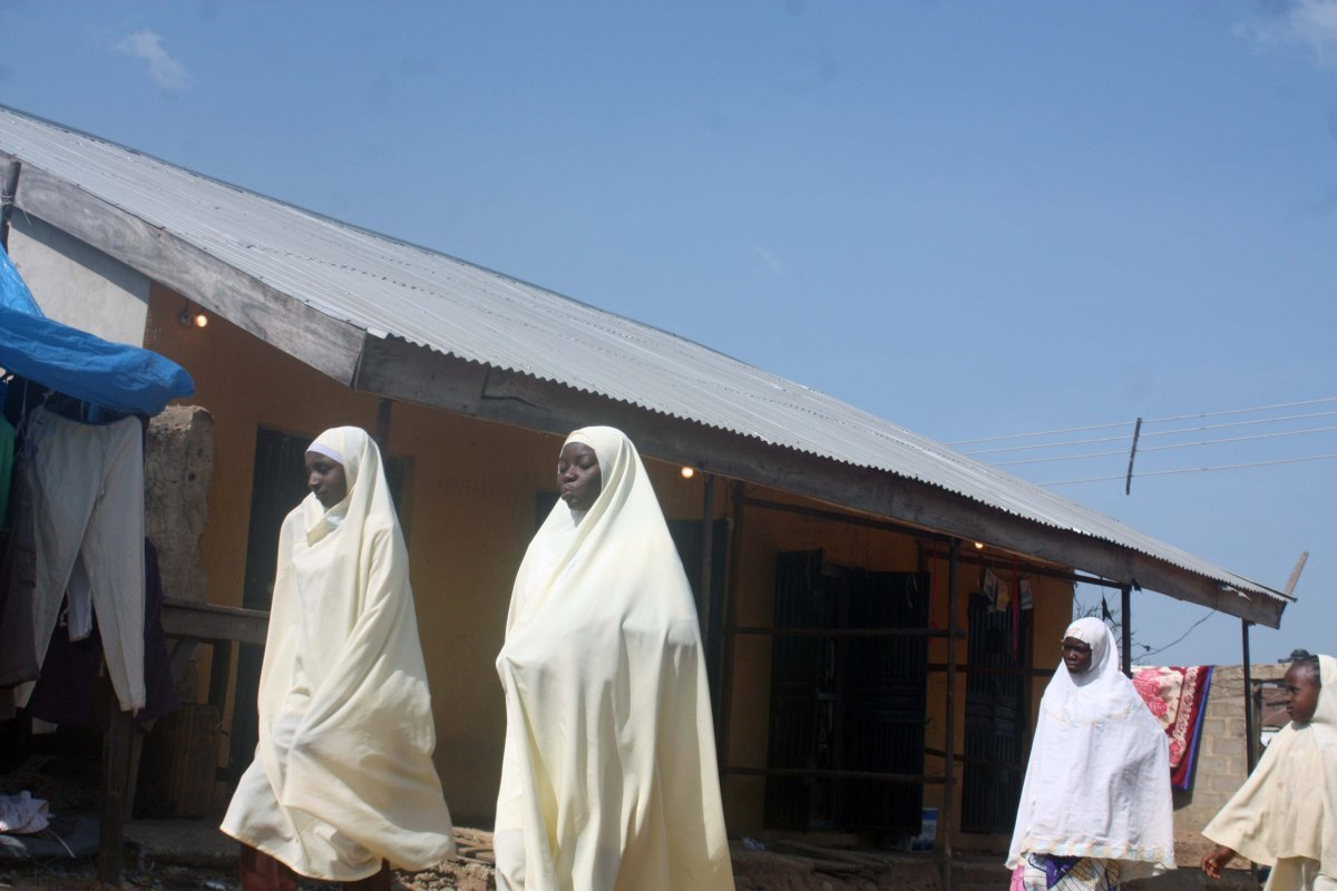 Hausa Girls in Kaduna, Nigeria. #JujuFilms