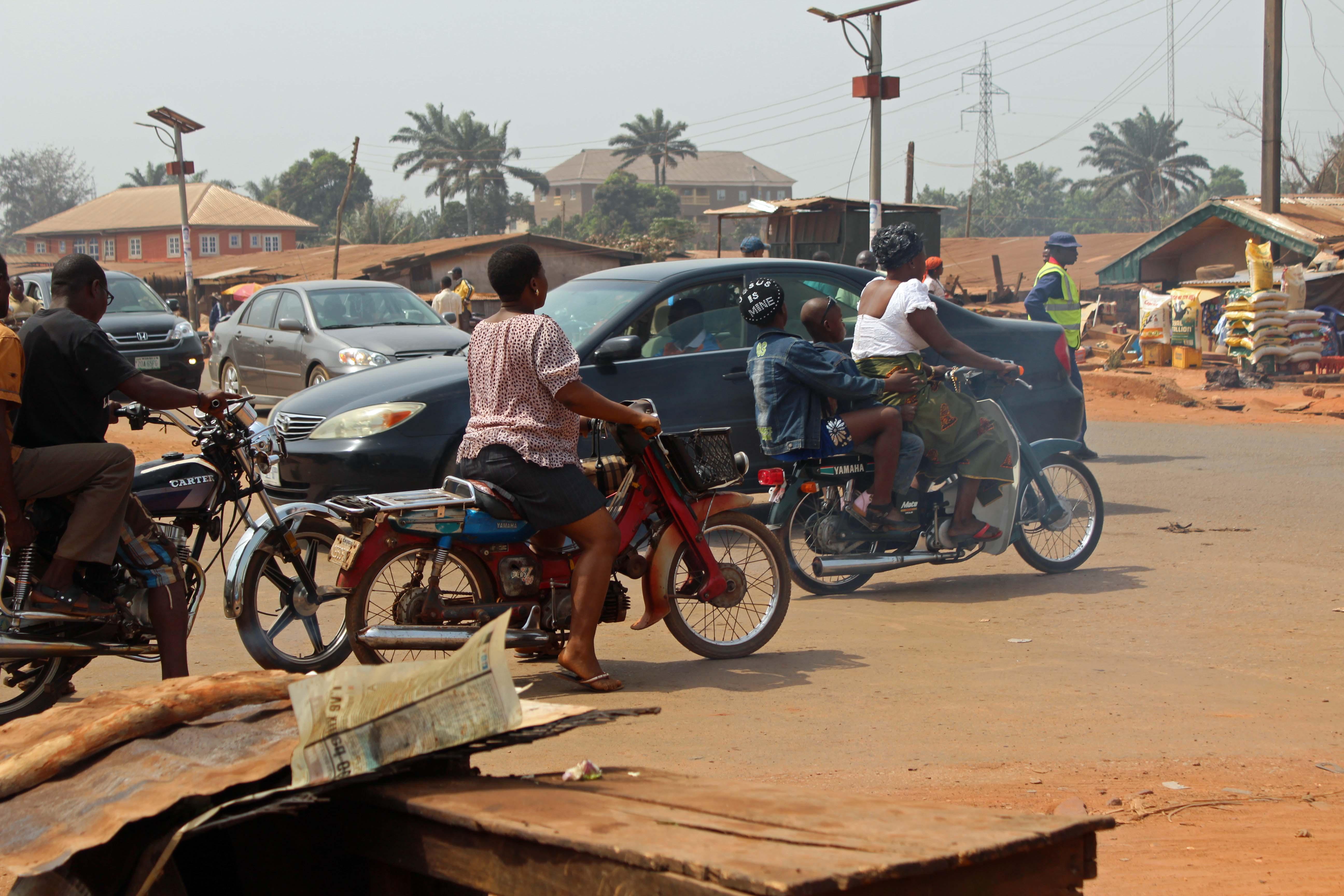 Igbo Mothers in Enugu