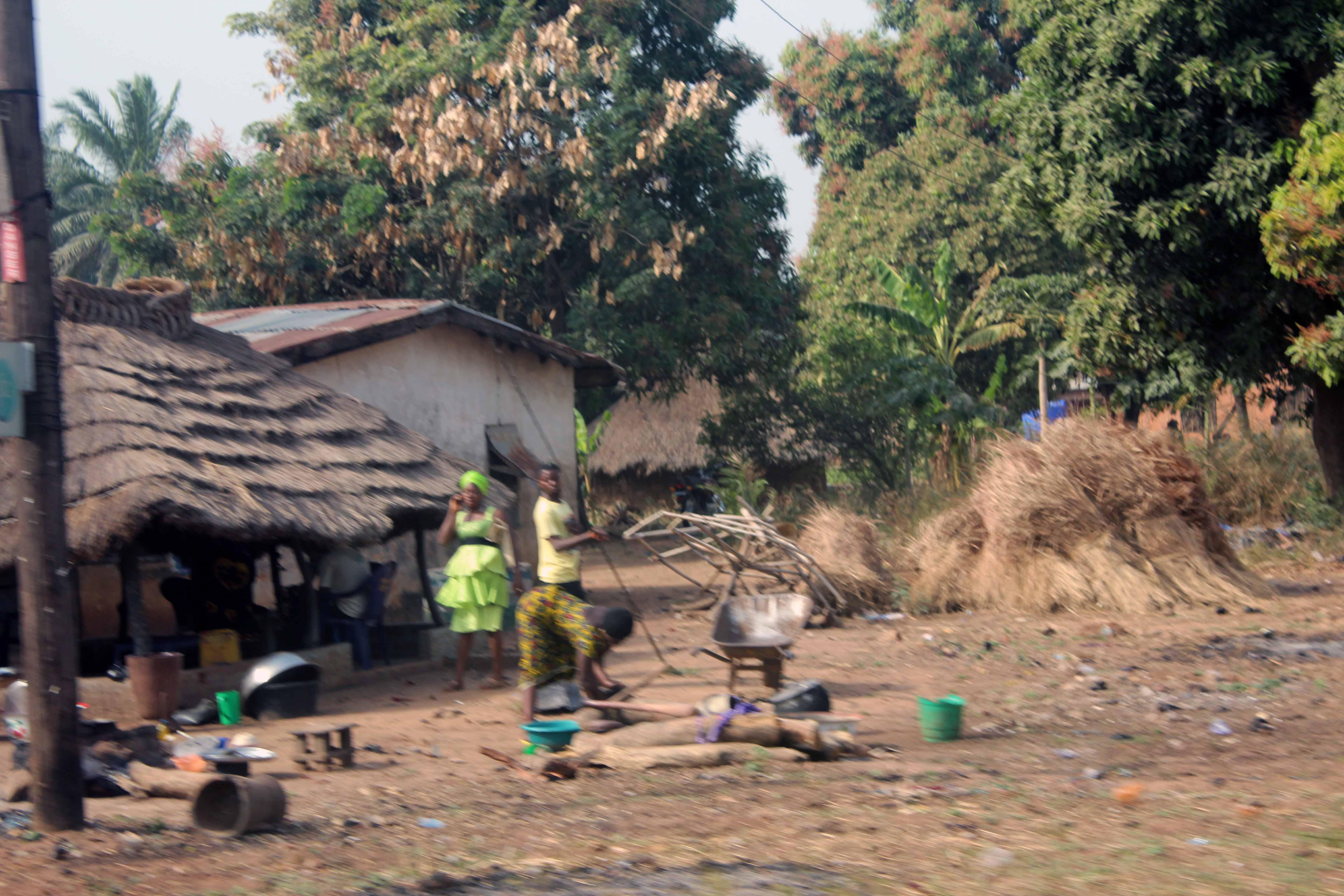 Kpoko Village Benue Nigeria
