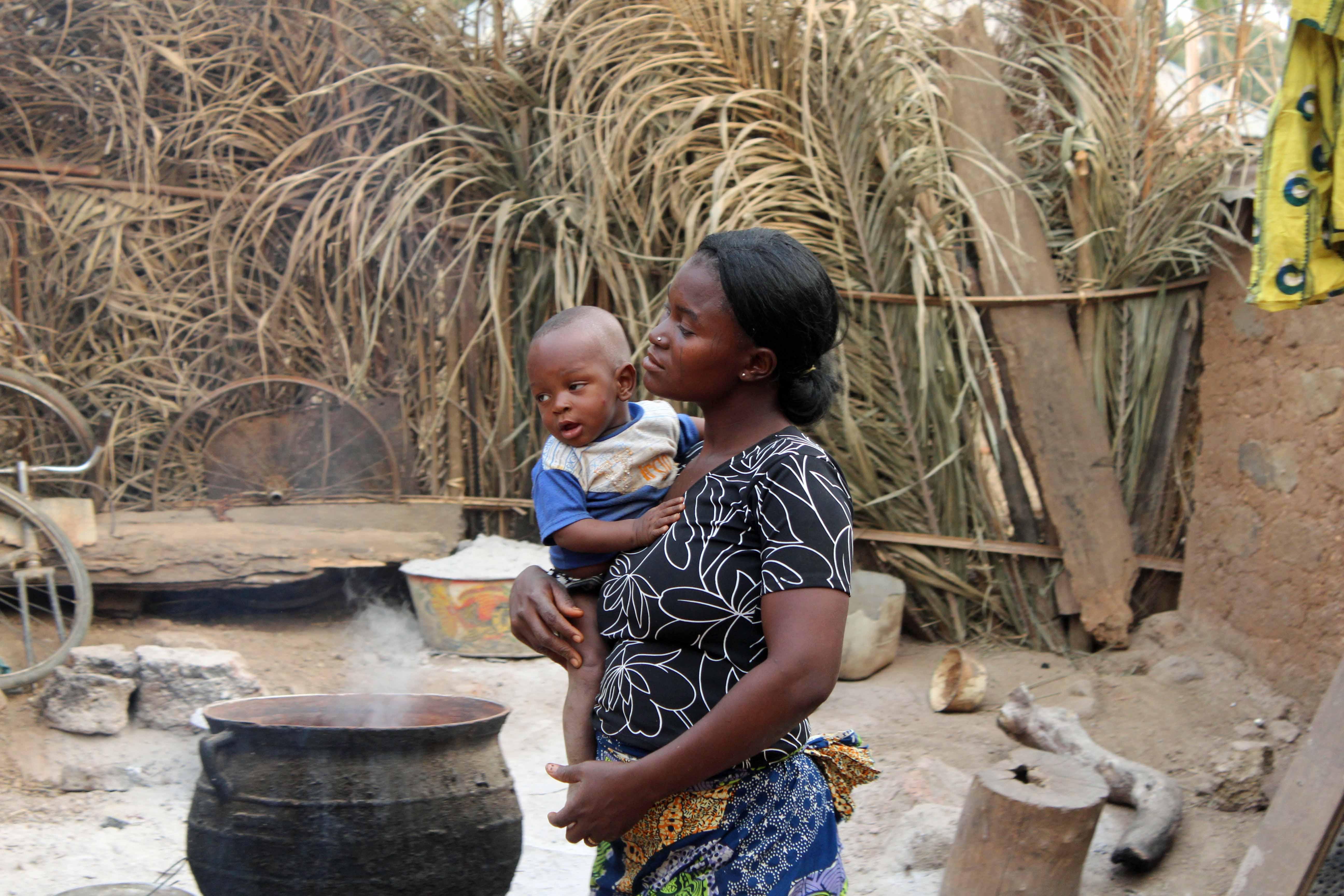 Gwandara Woman