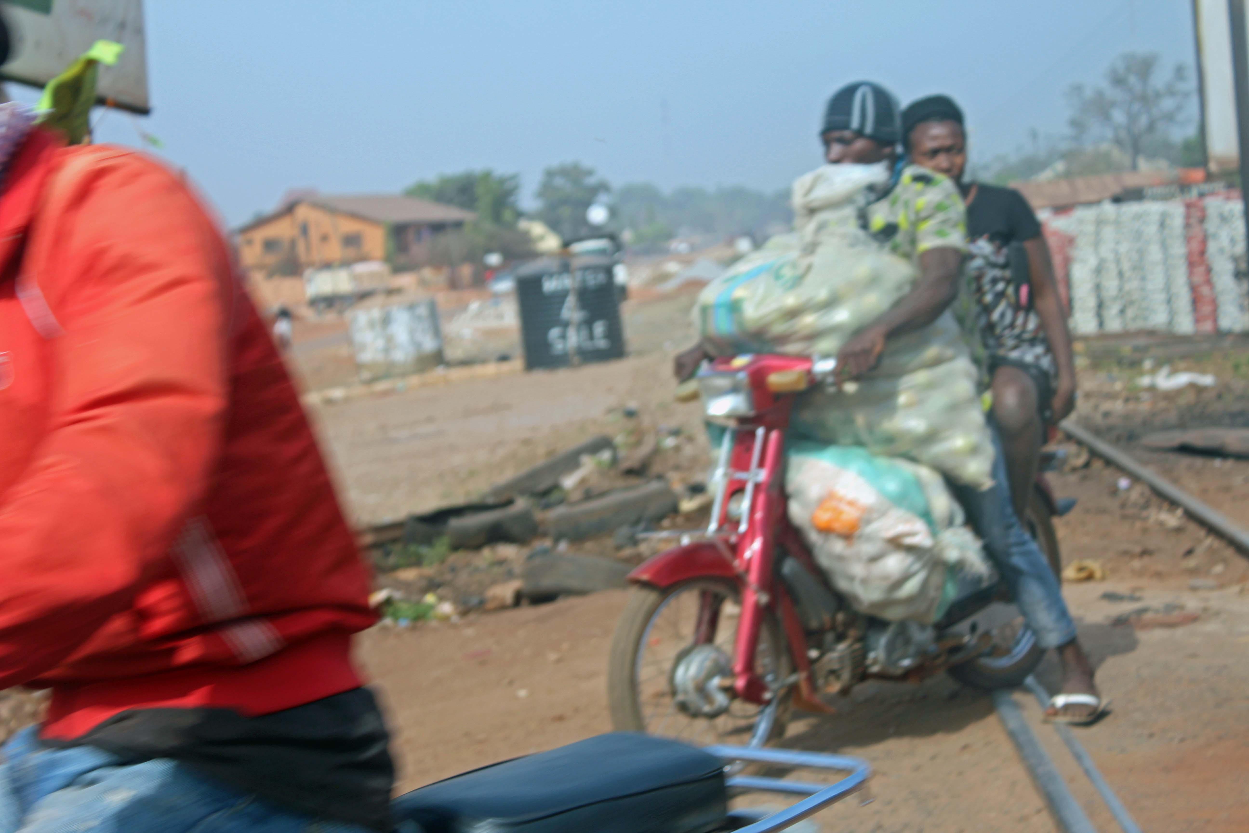Motorcycling (Enugu Nigeria)