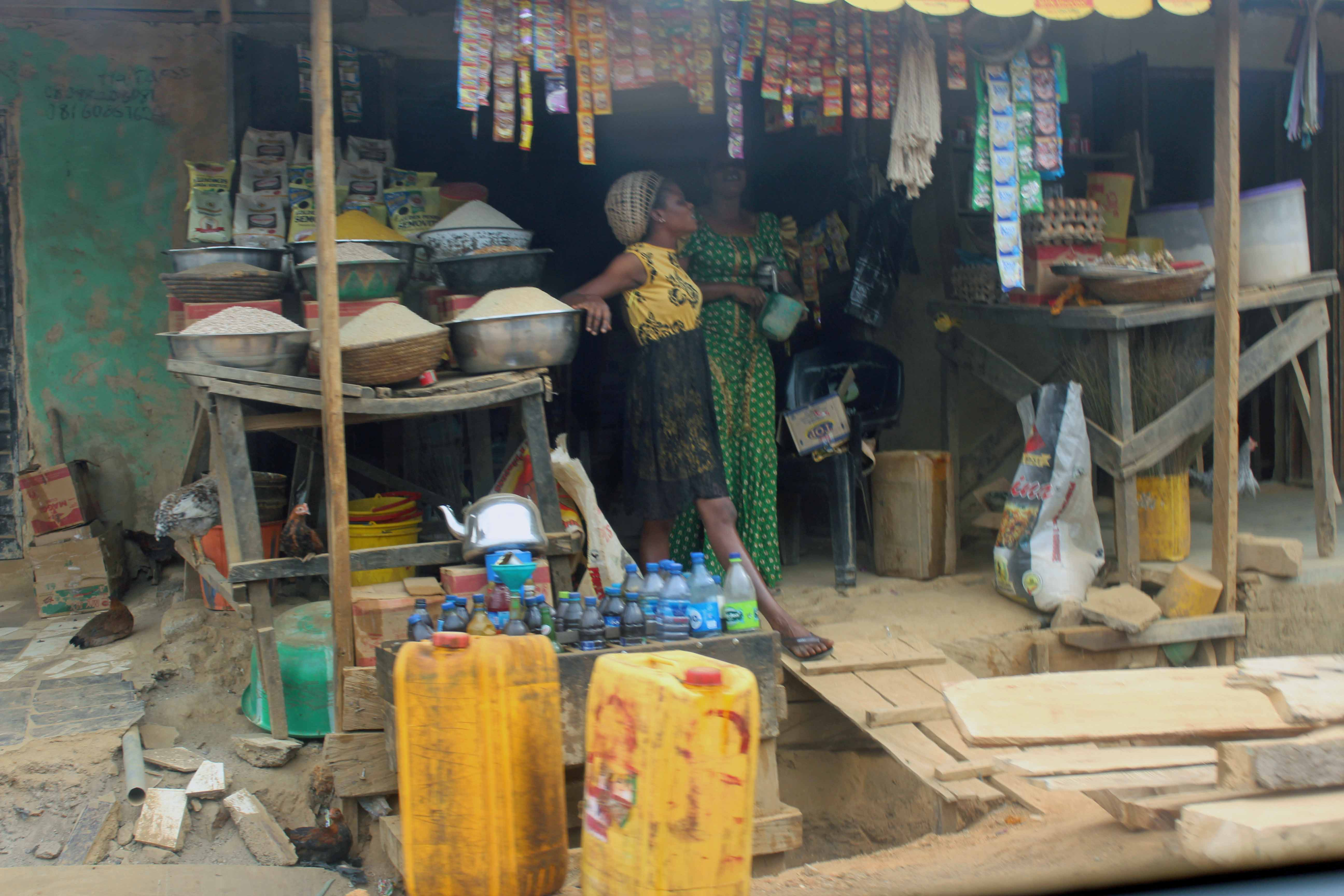 Dutsen Market Abuja
