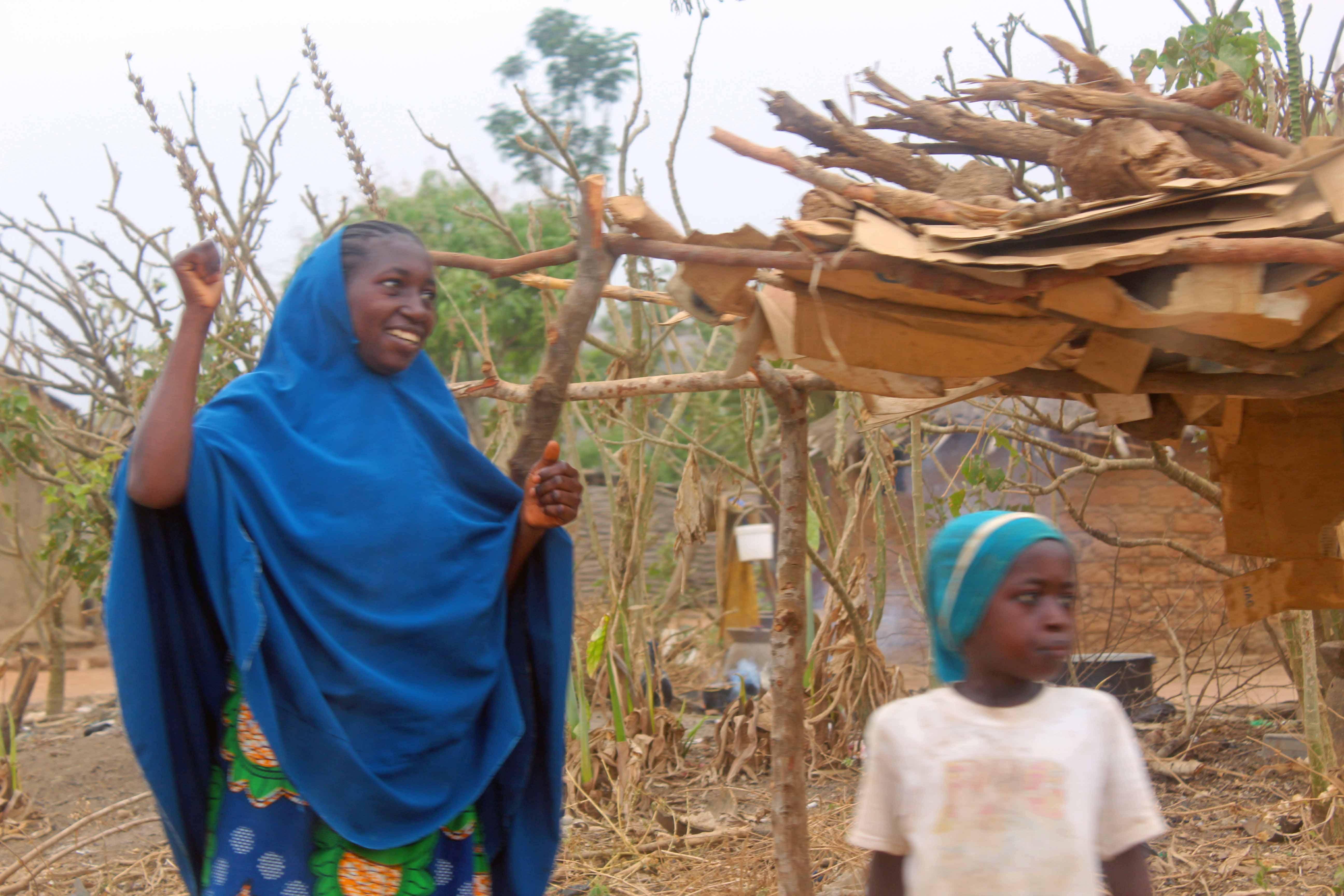Fulani Woman Mpape Nigeria