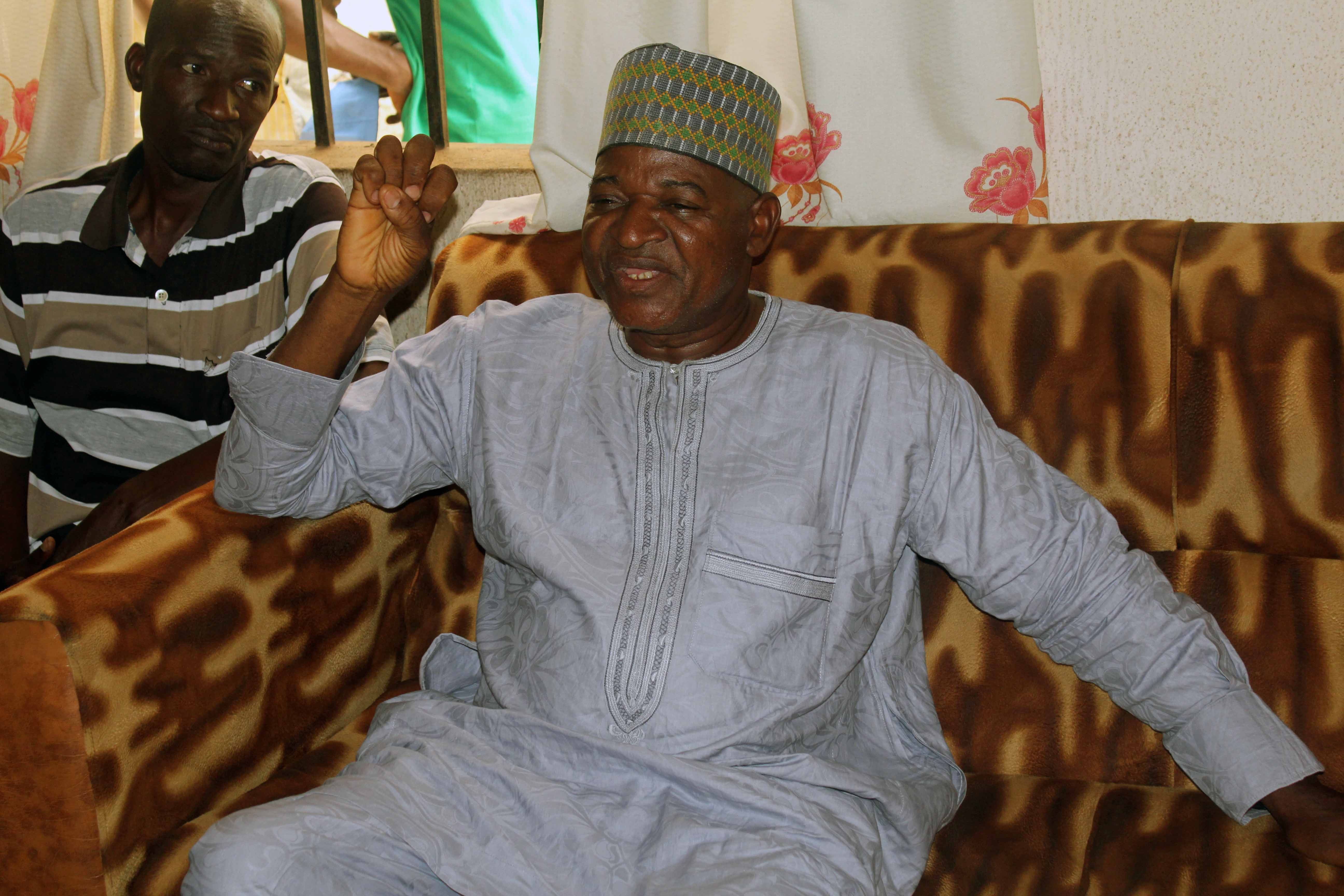 King Musa Iyah of Jigo