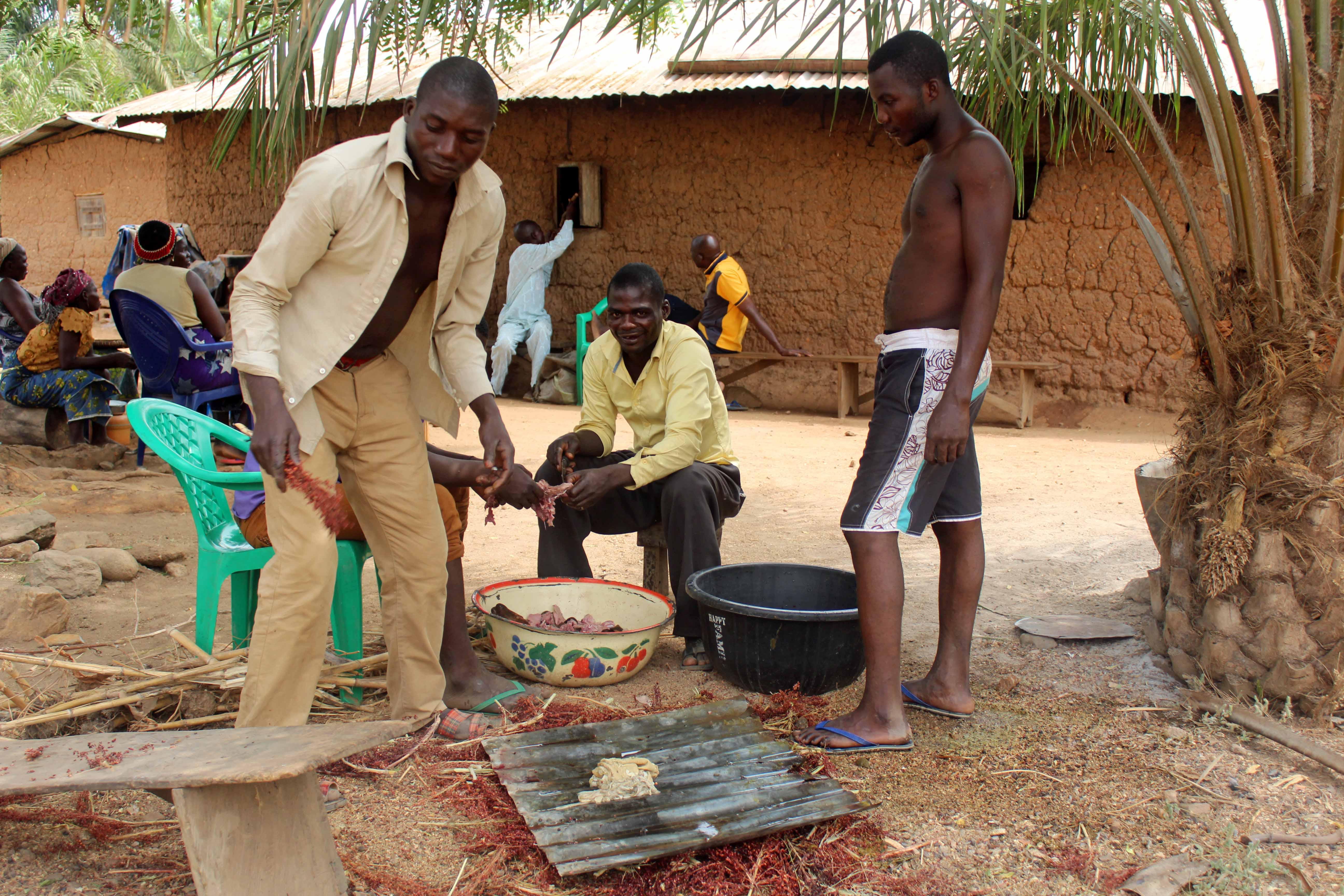 Langa Langa Village Nigeria