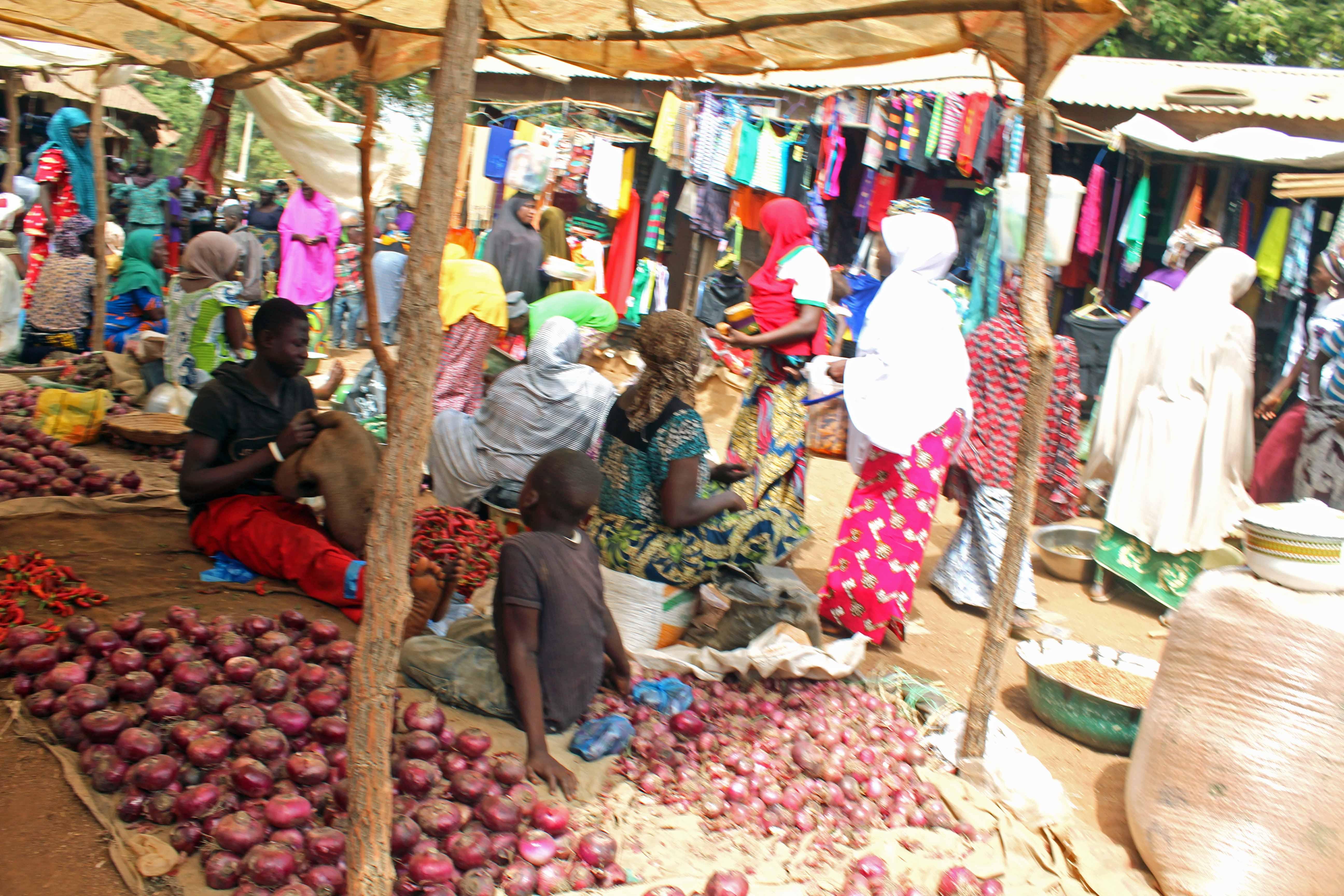 Akwanga Open Market