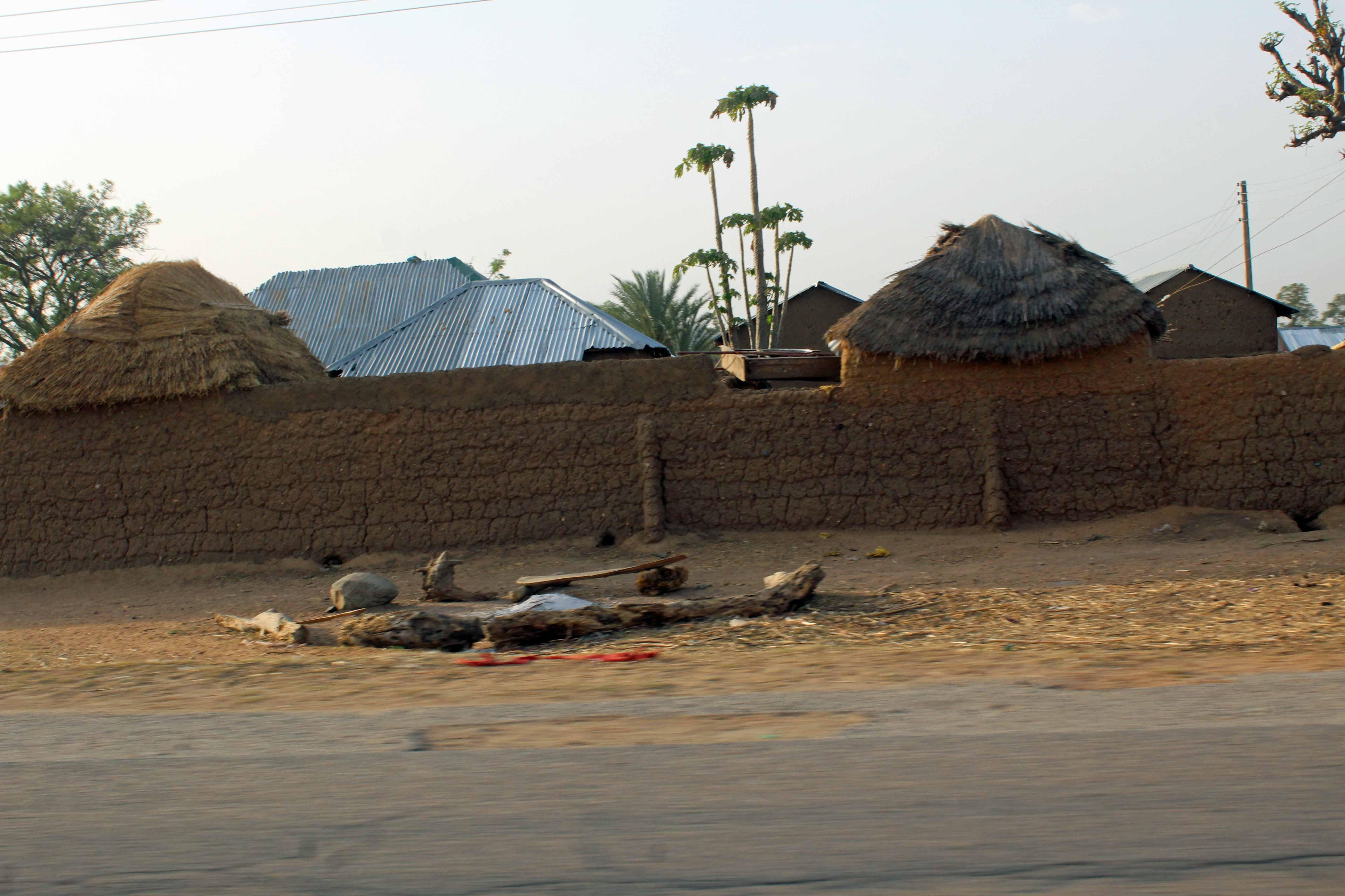 Gombe Village