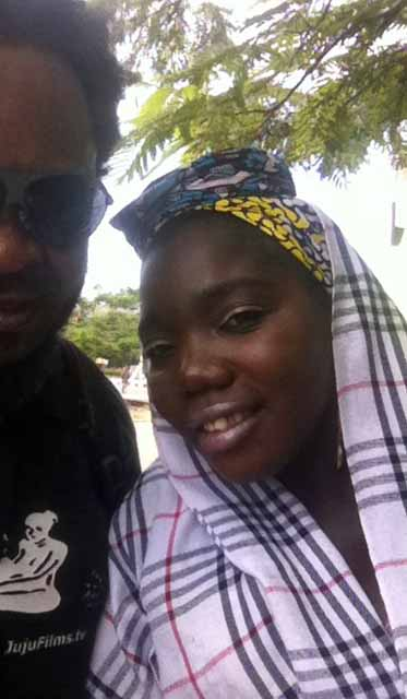 Selfie With Aisha