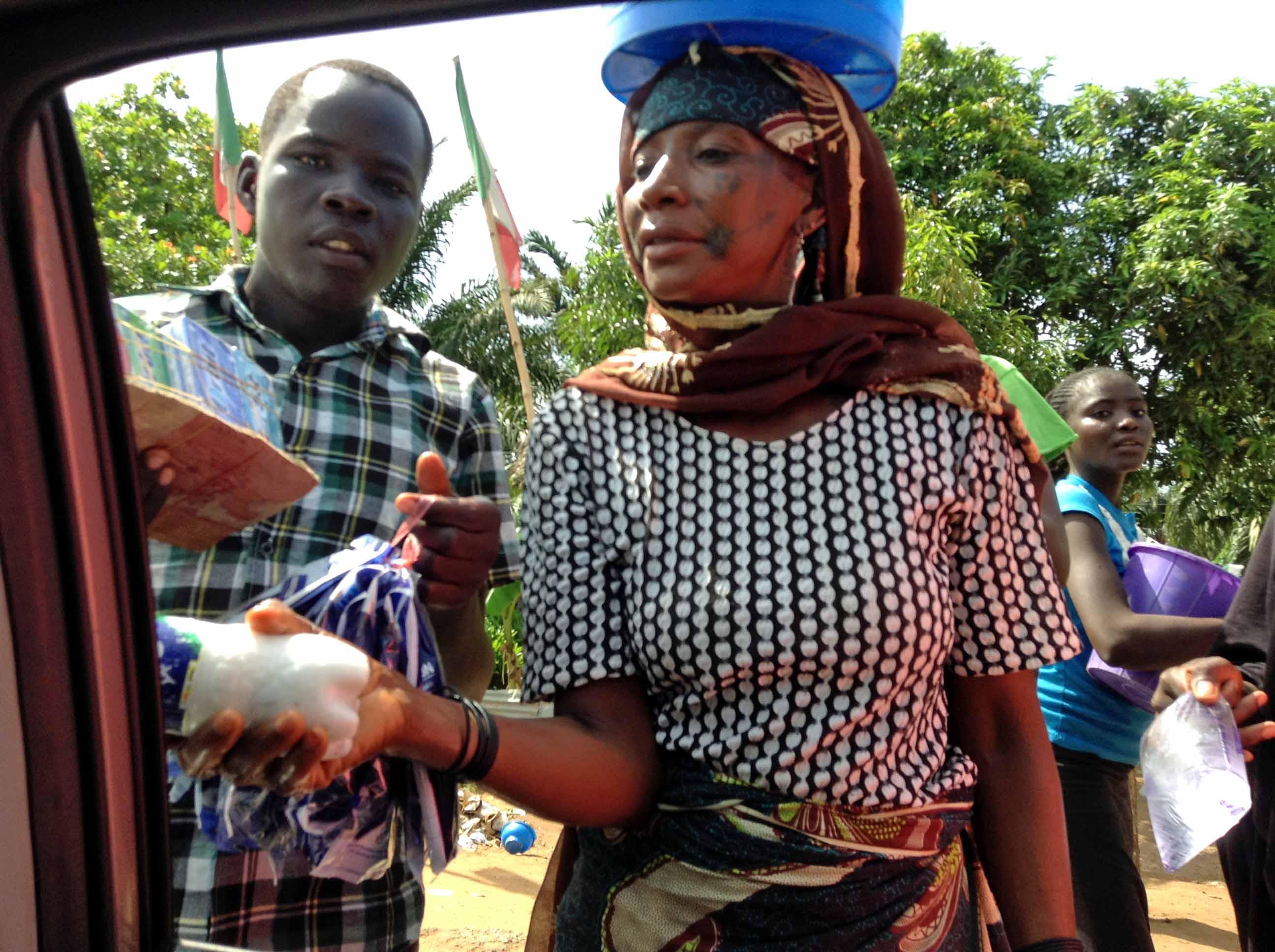 Street Hawking Akwanga Nasararwa State Nigeria