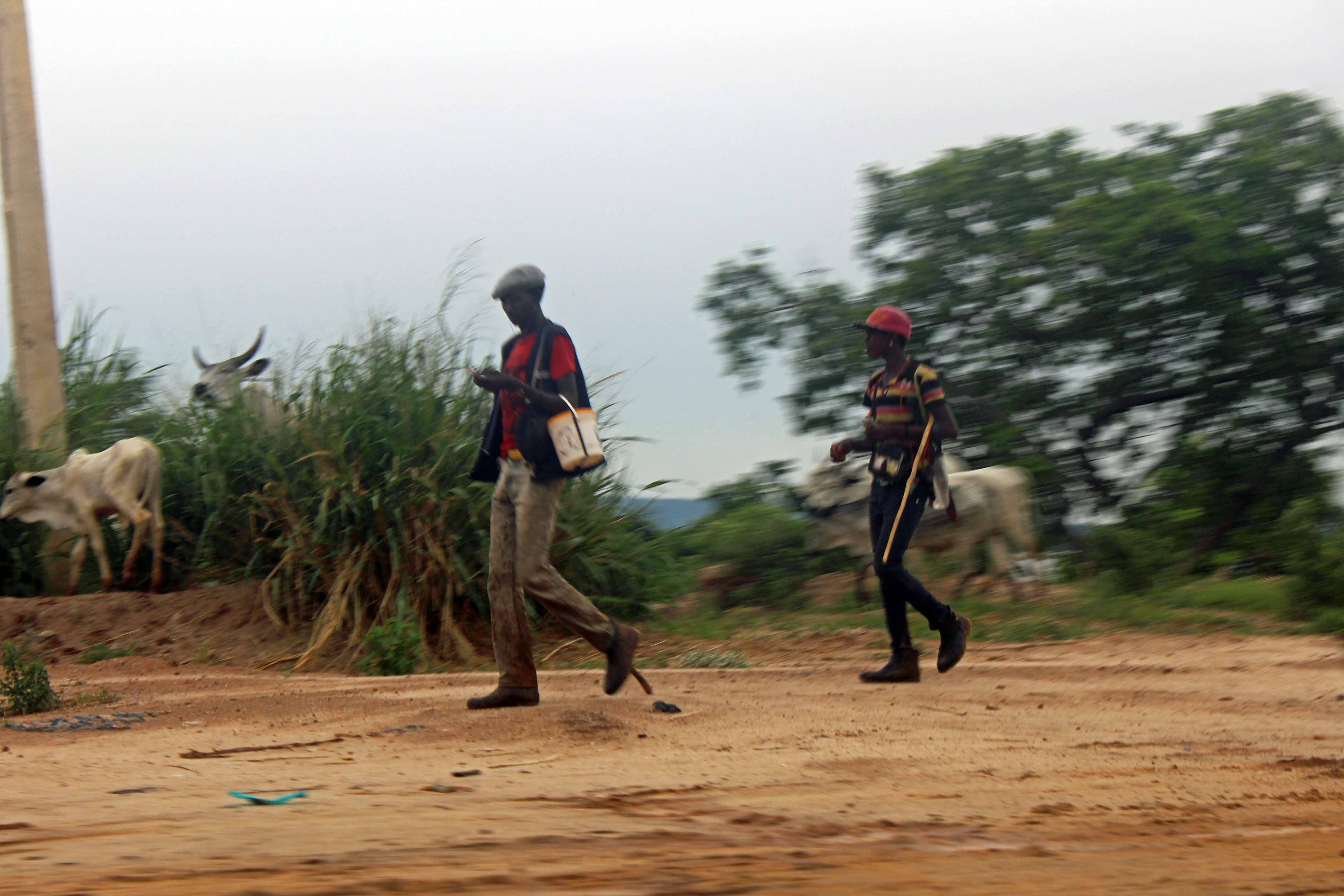 Fulani Cattle Herdsmen Gegu Kogi State