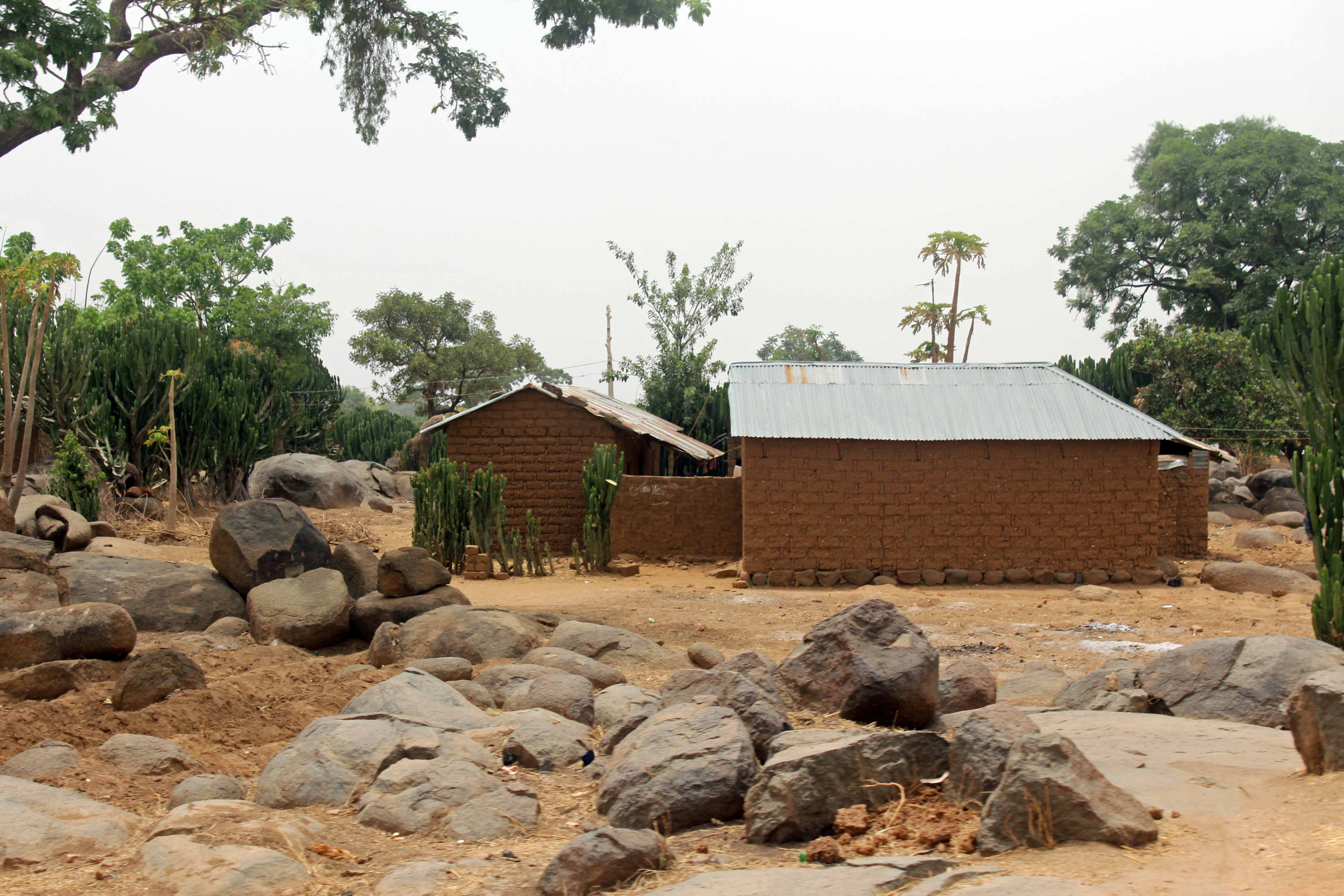 Country Home In Jos Nigeria