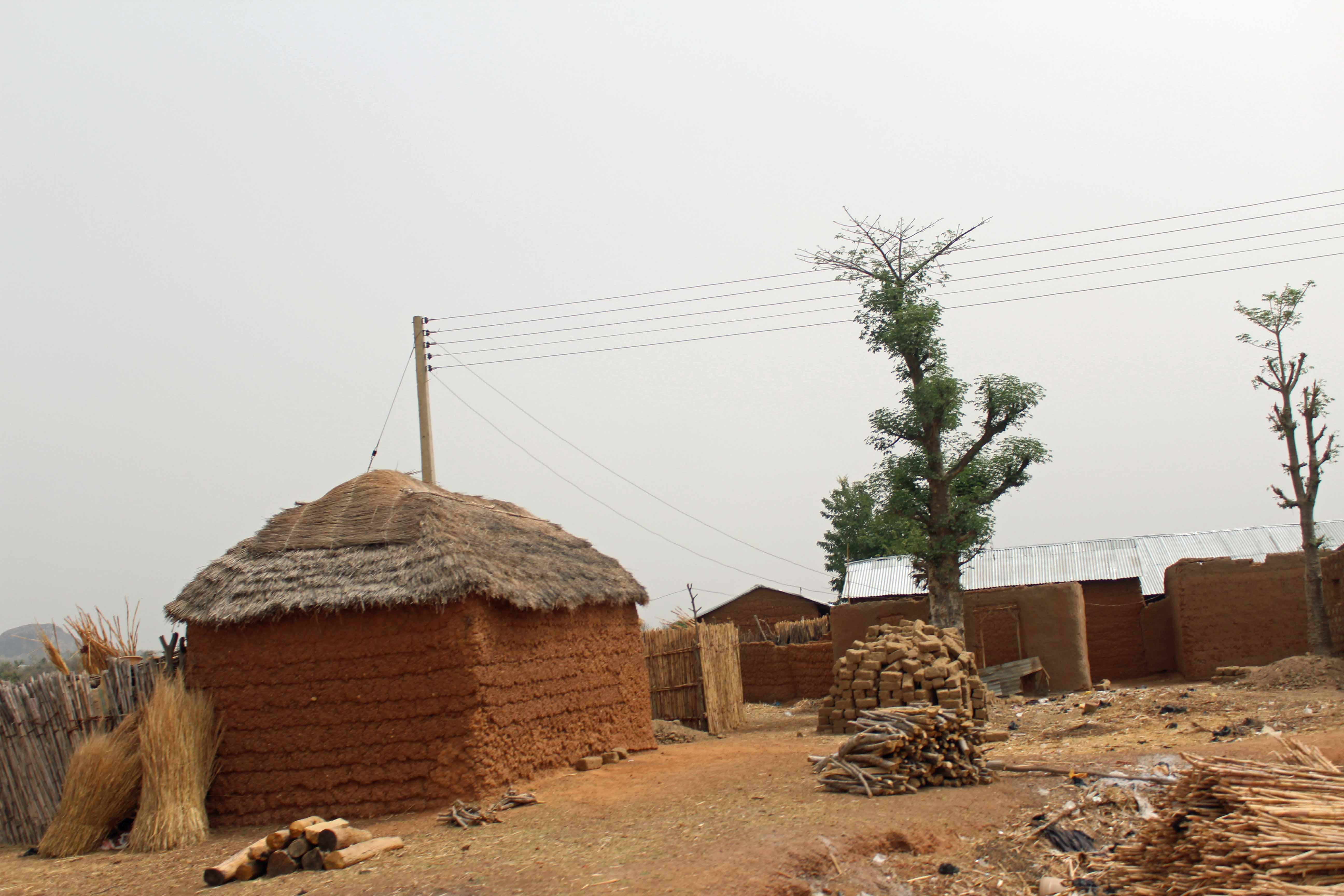 Hausa Fulani Village