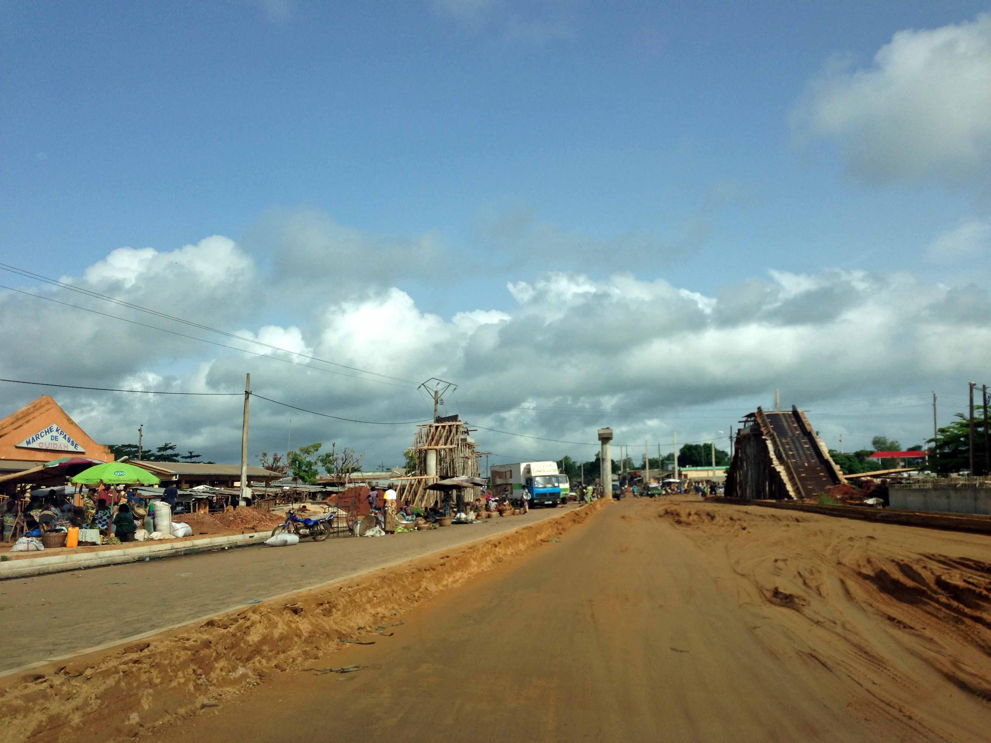 Quidah Benin