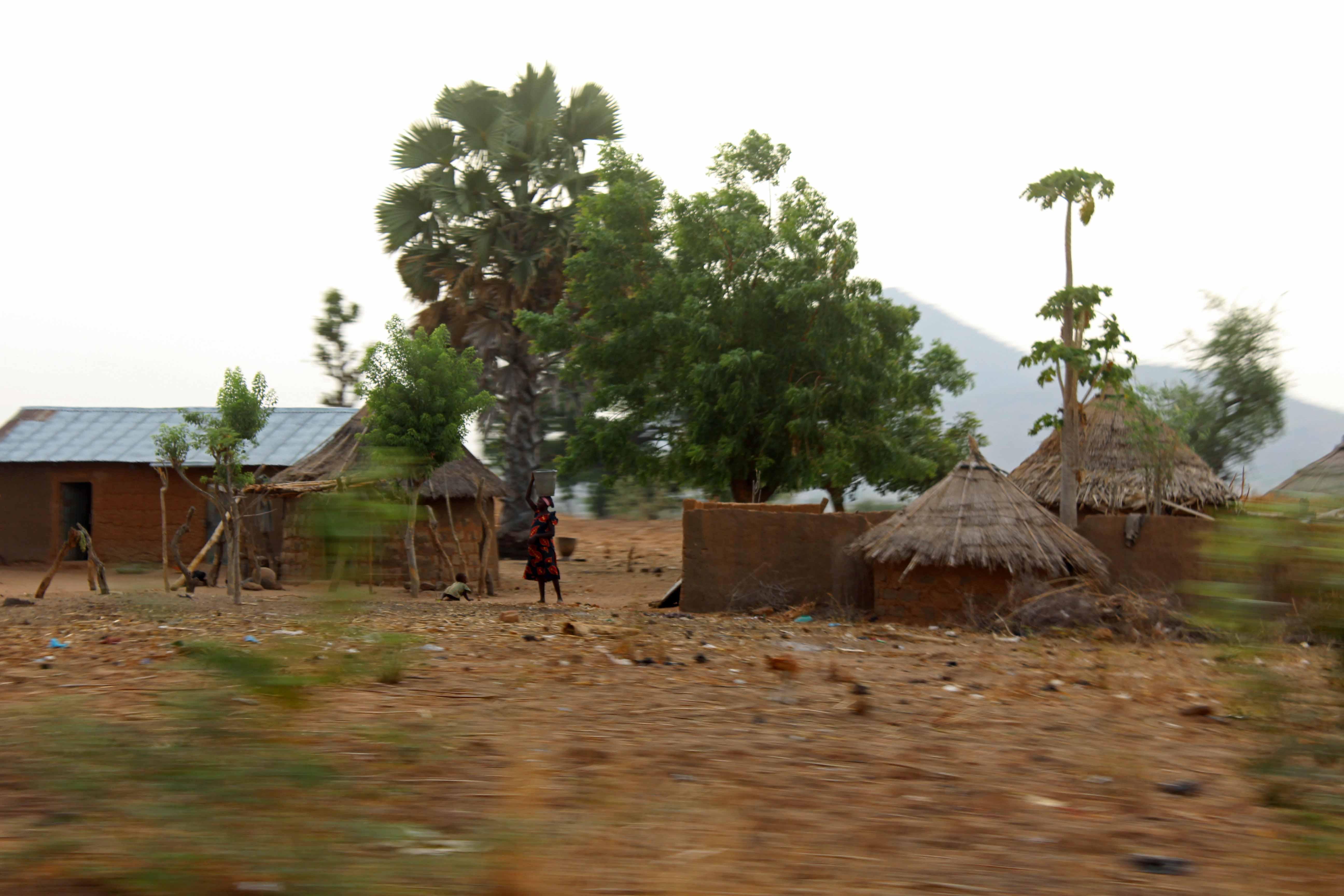 Bauchi Village Nigeria