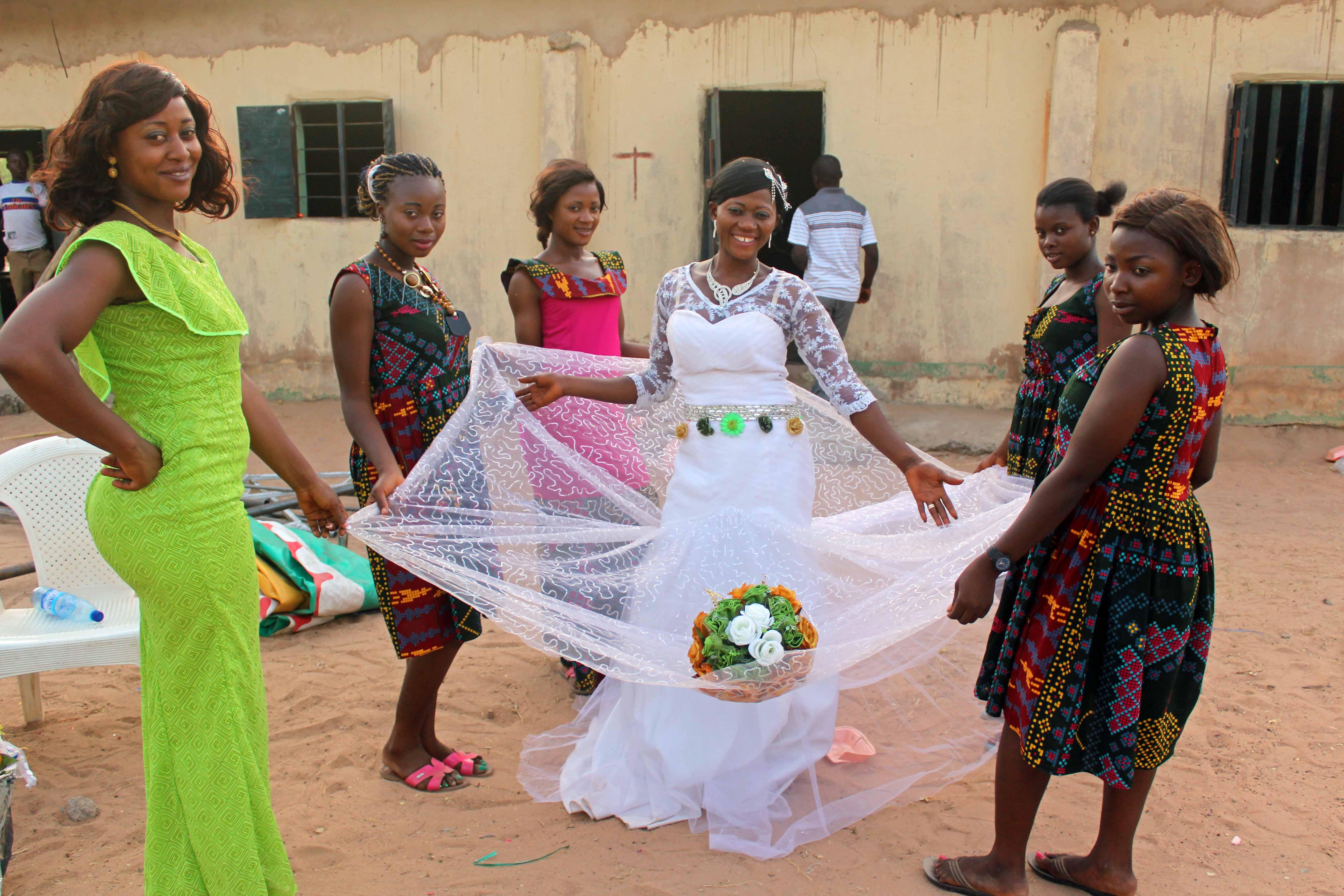Eggon Bride Gombe Nigeria