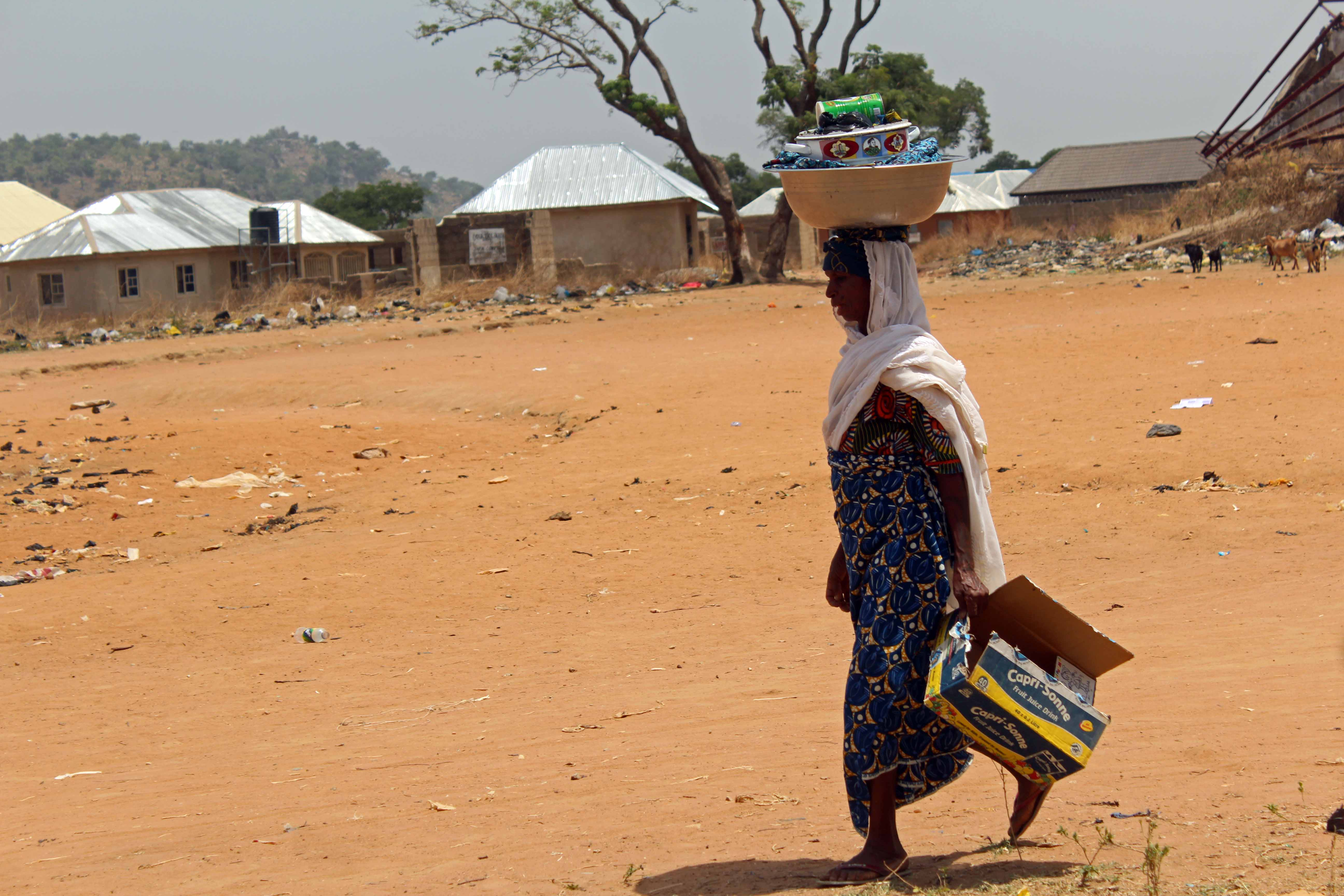 Fulani Woman in Bwari