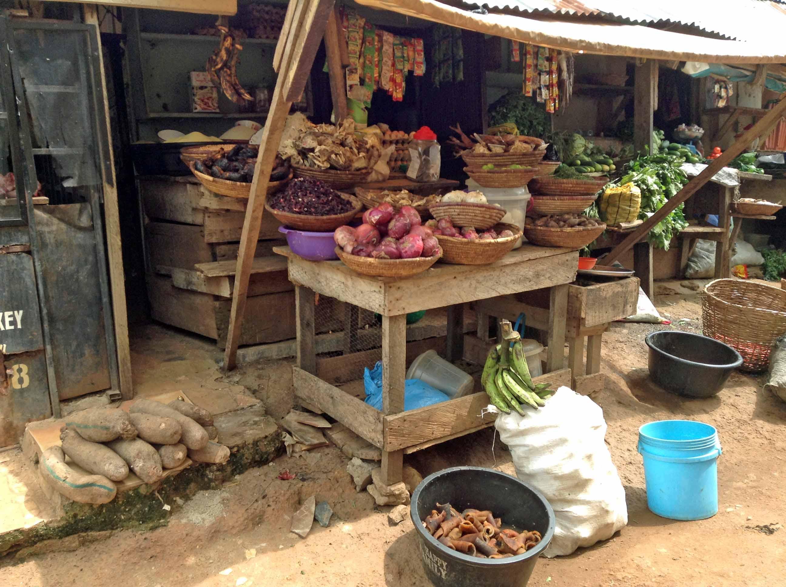 Galadima Market