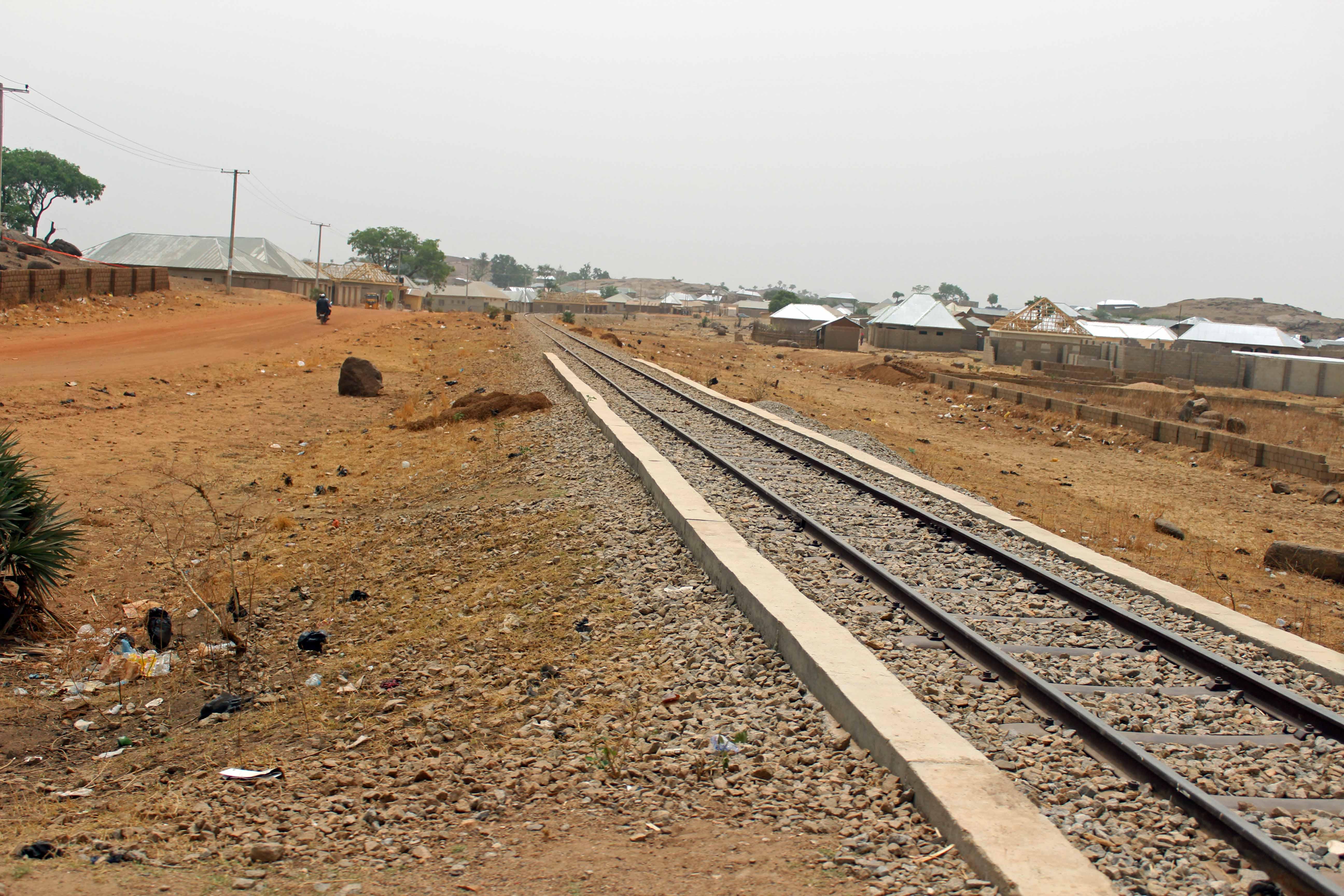Nigerian Railways Bauchi Nigeria