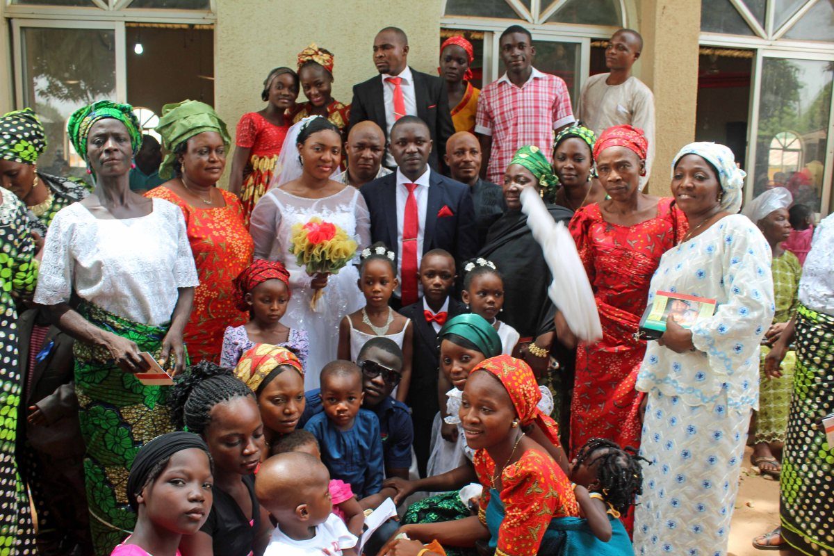 Nigerian Wedding in Buka-Sidi Nasarawa State