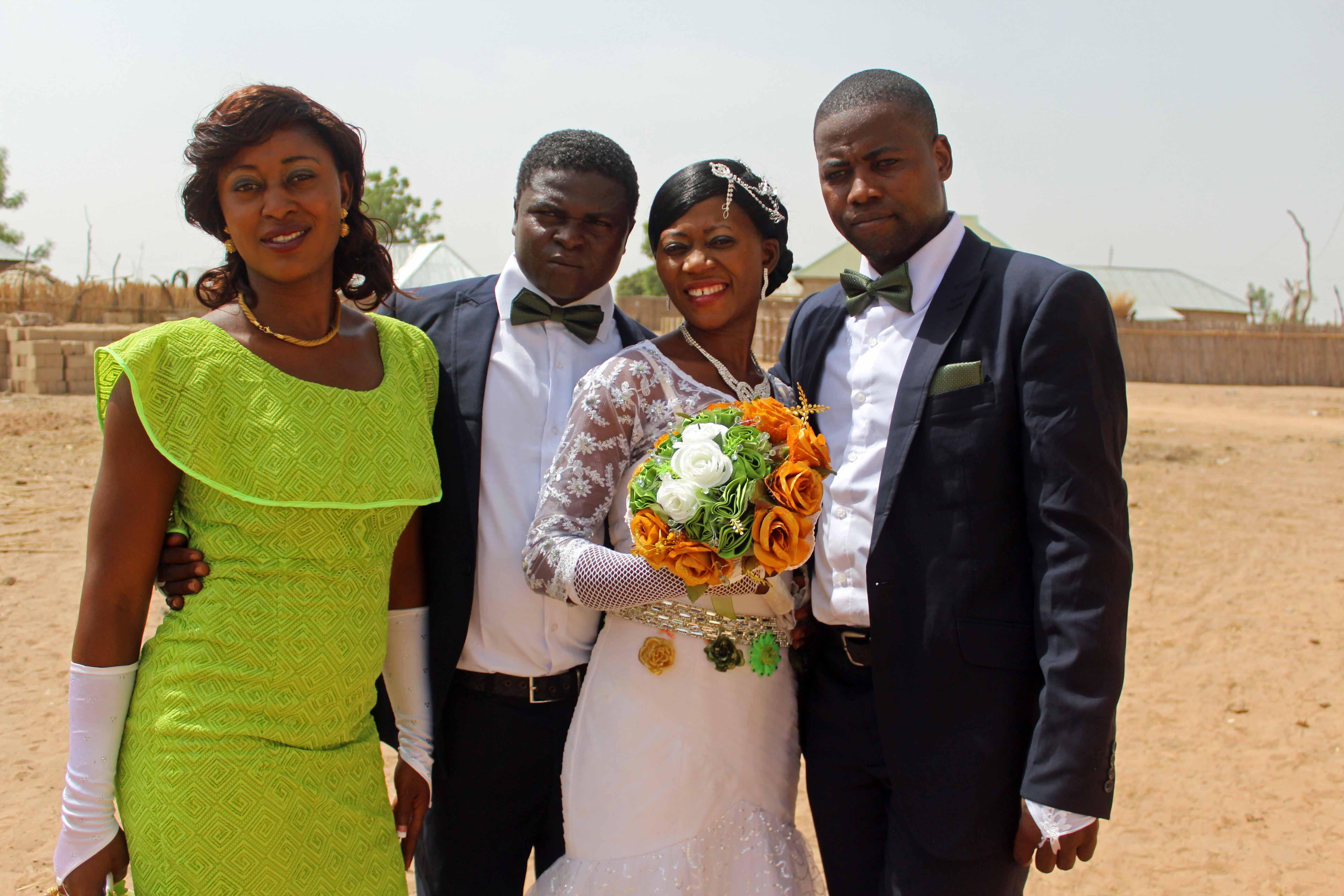 Nigerian Wedding in Gombe State