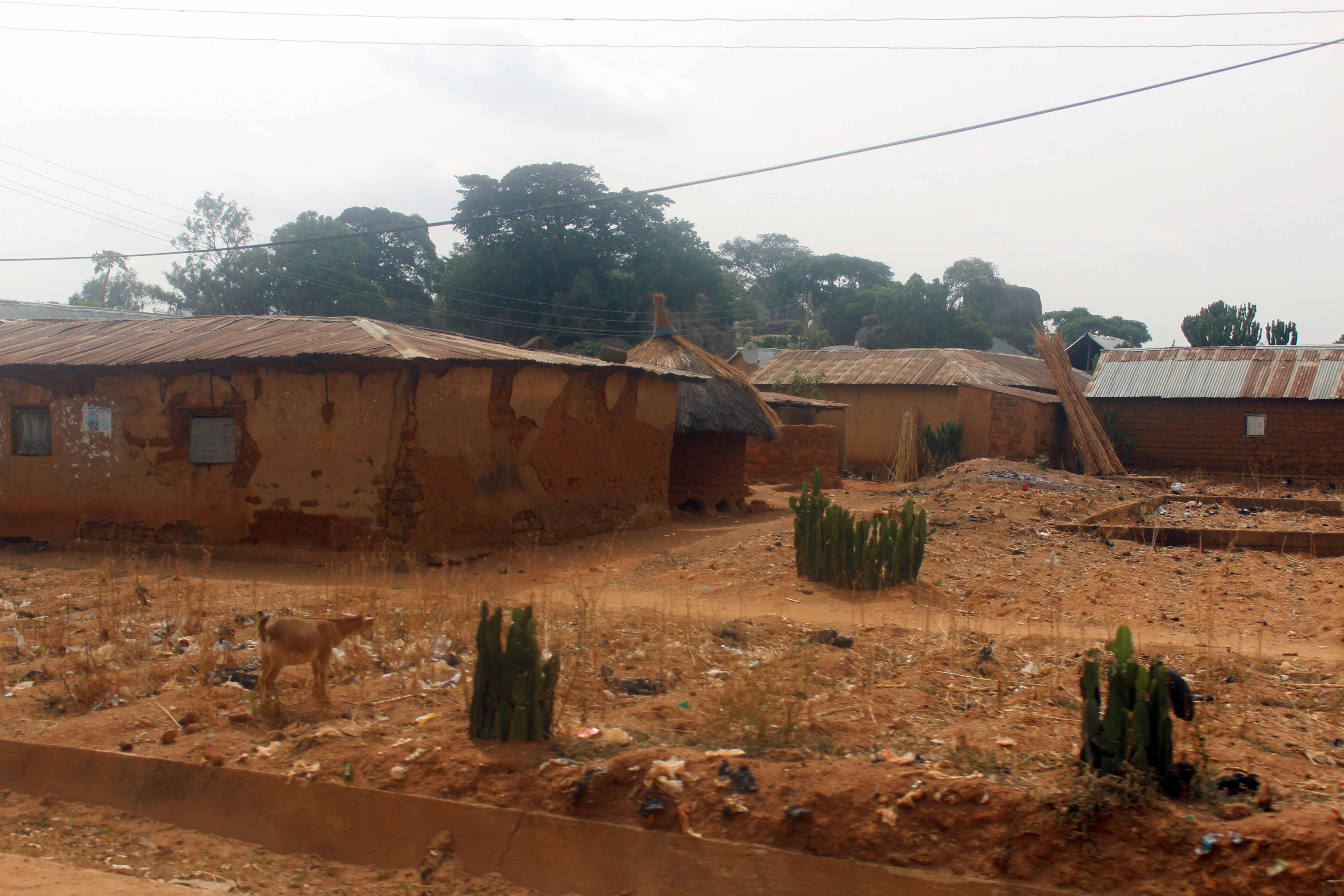 Village in Gombe Nigeria