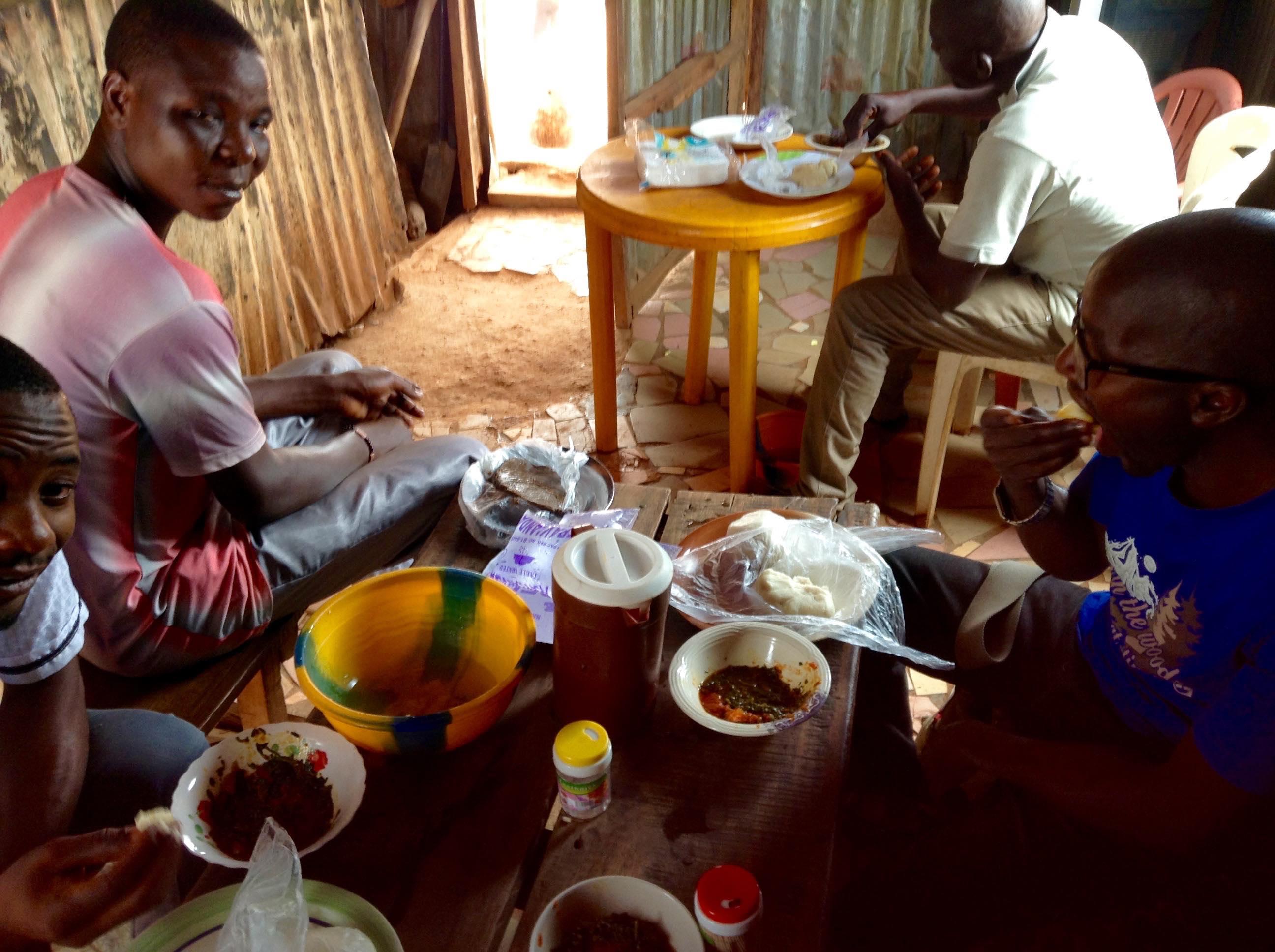 Buka Food in Kubwa FCT Nigeria