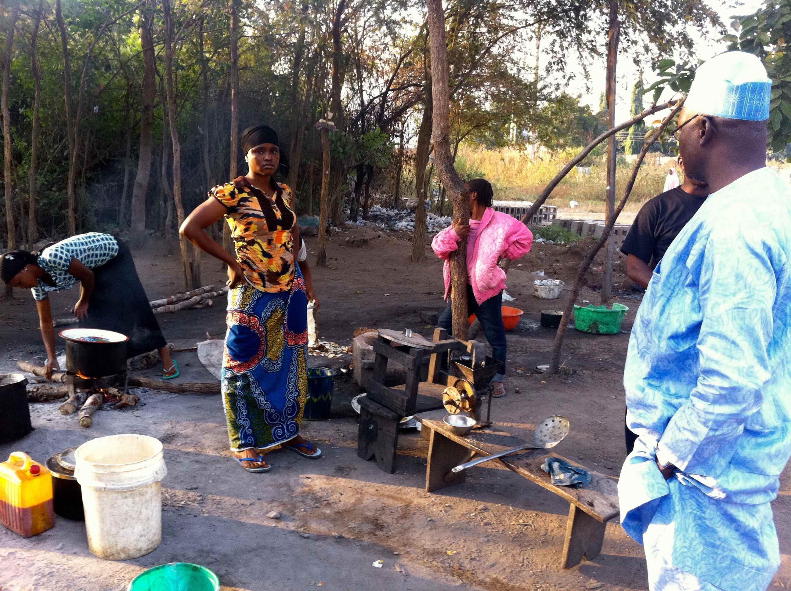 Buka Kitchen in Okene Kogi State