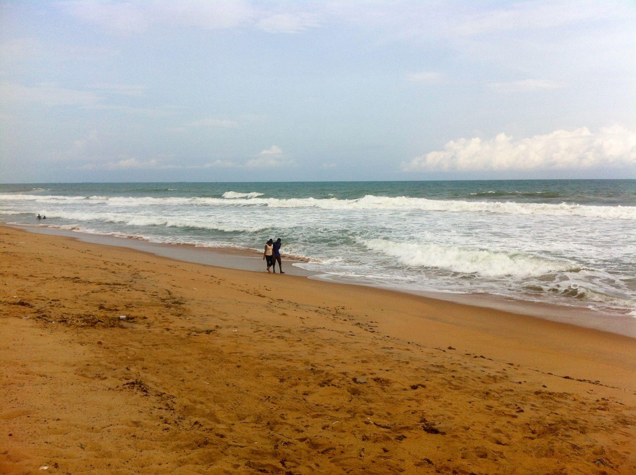 Fidjrosse Beach Cotonou