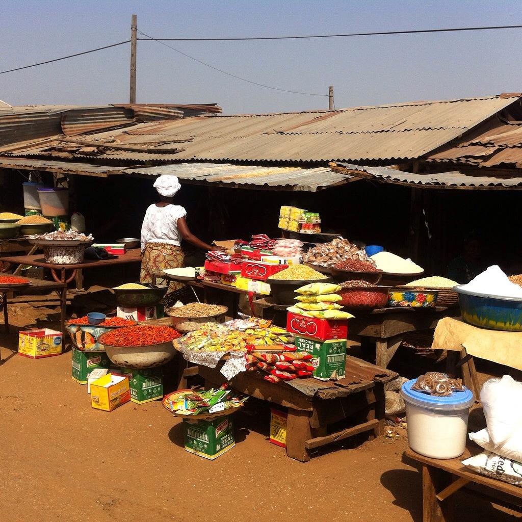 Yoruba Market