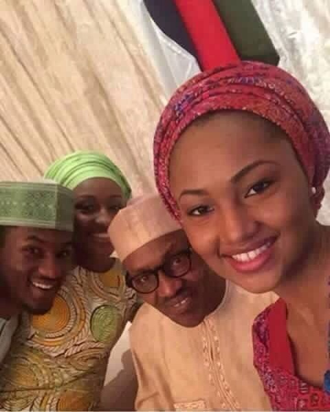 Nigeria's First Family