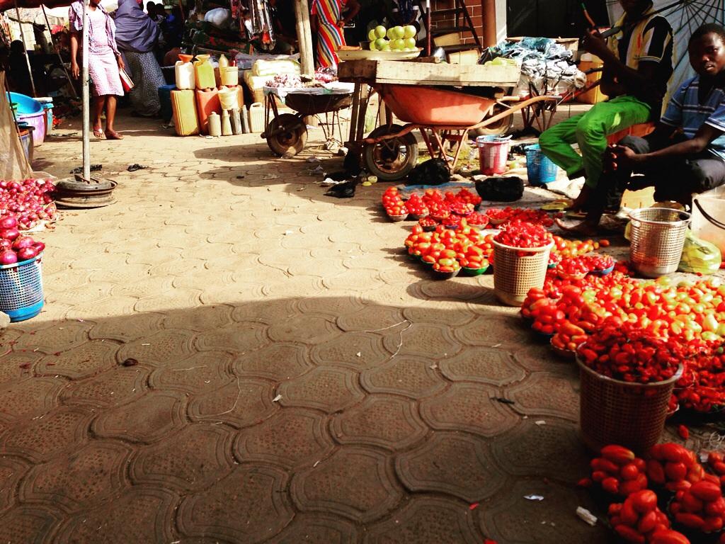 Dutse Market (Ata Rodo)