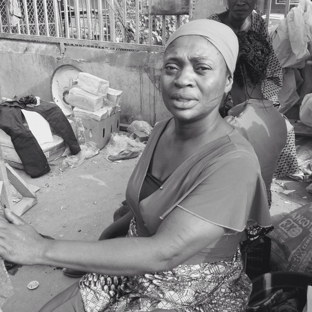 Ibadan Woman