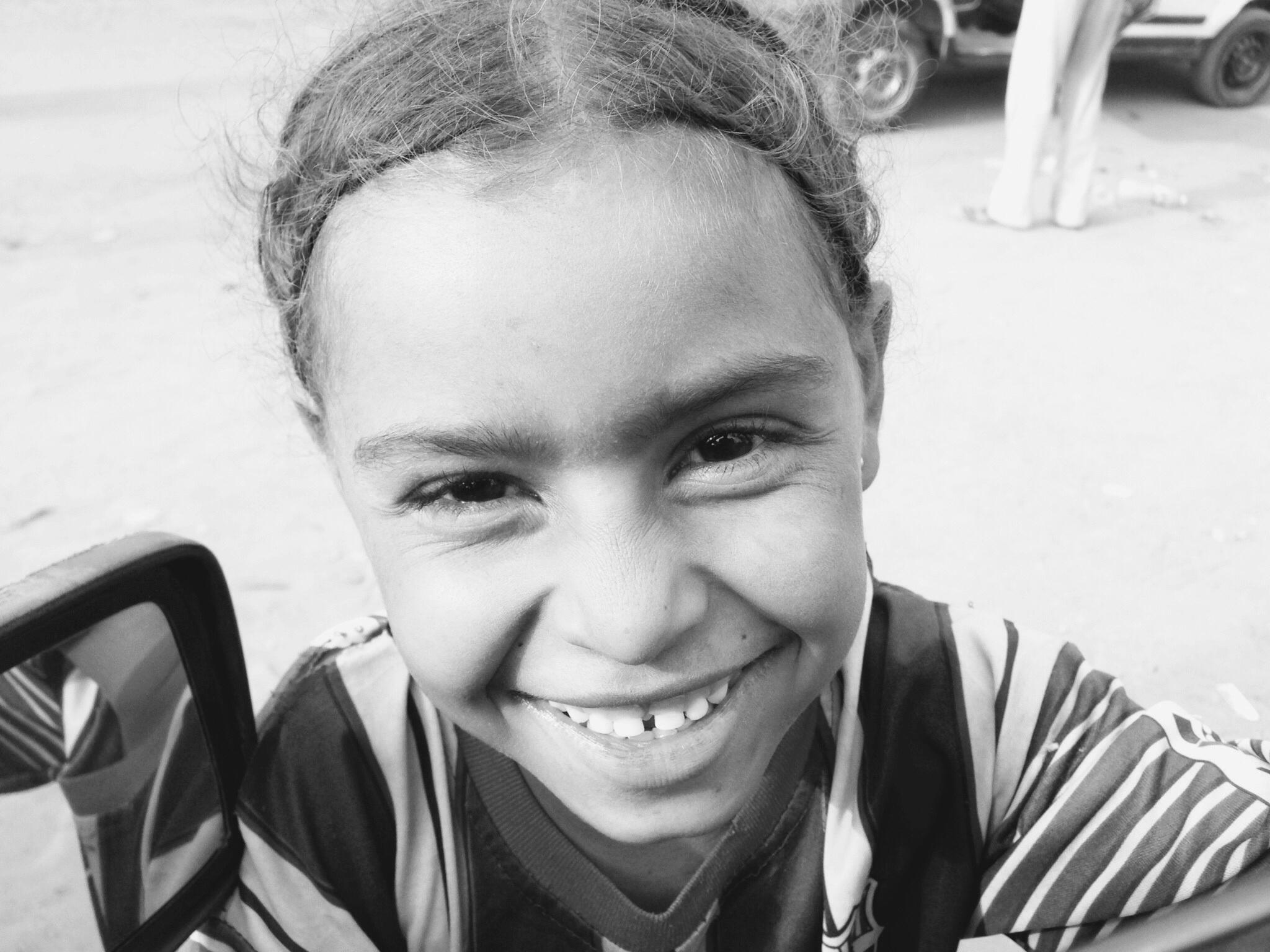 Chadian Street Children