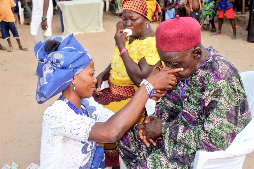 Eggon Traditional Marriage Ceremony