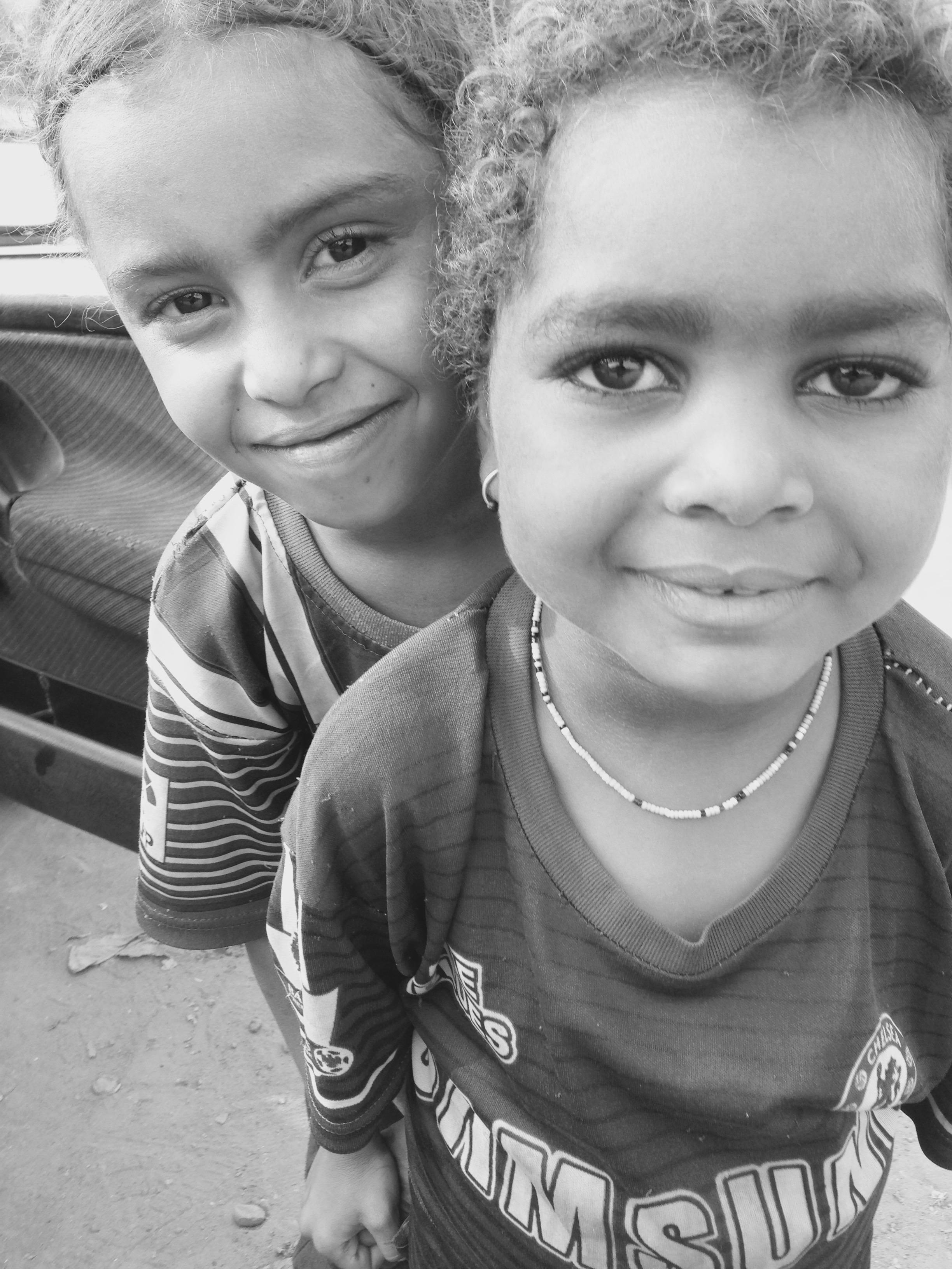 Chadian Kids in Ibadan