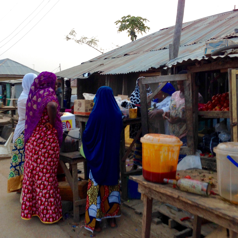 Ushafa Village Market